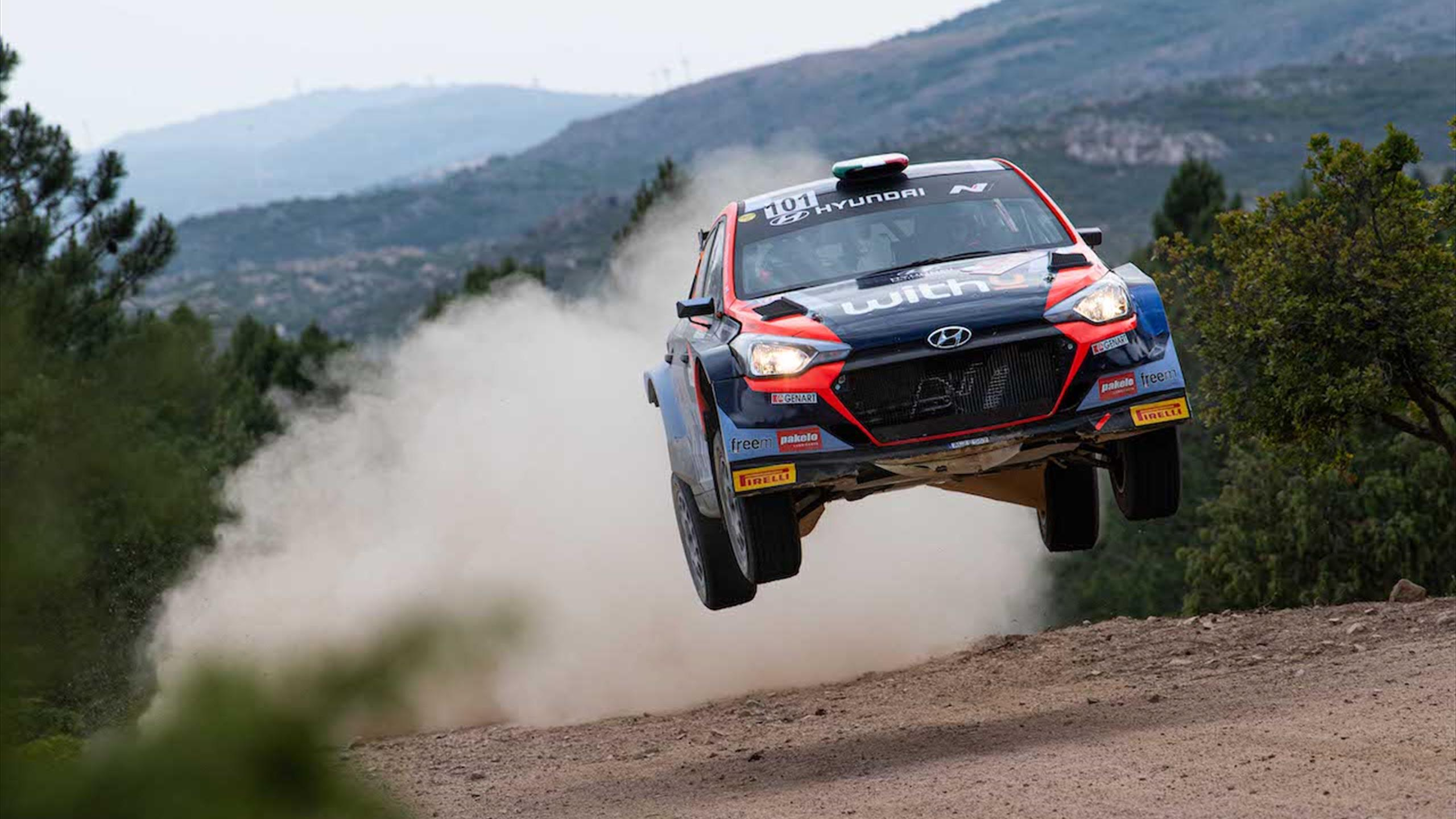 Scandola, Campedelli deliver on gravel again as new ERC season approaches -  EurosportEurosport