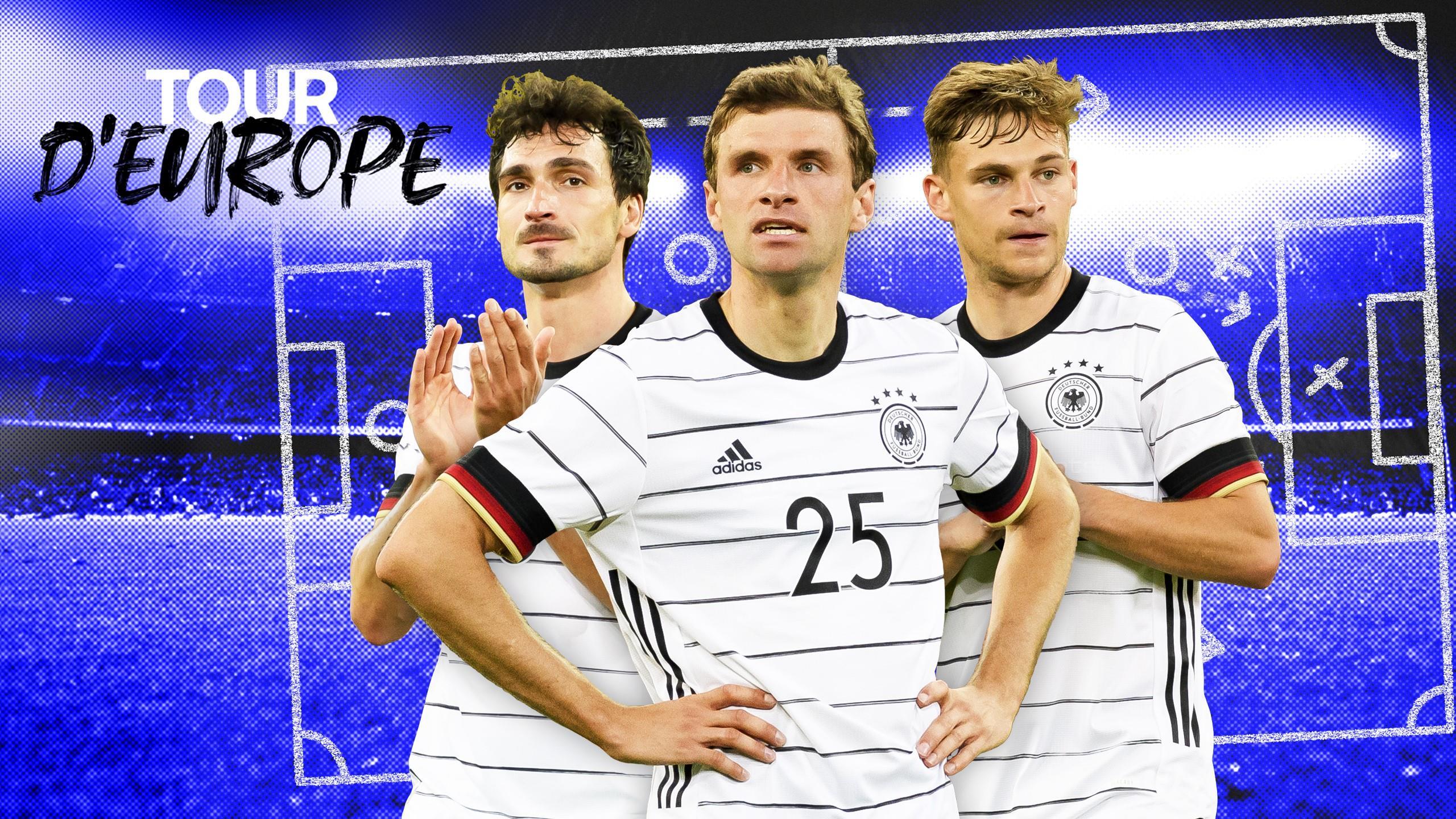 Oubliée, l'humiliation face à l'Espagne ? Löw et la Mannschaft ont retrouvé des motifs d'espoir