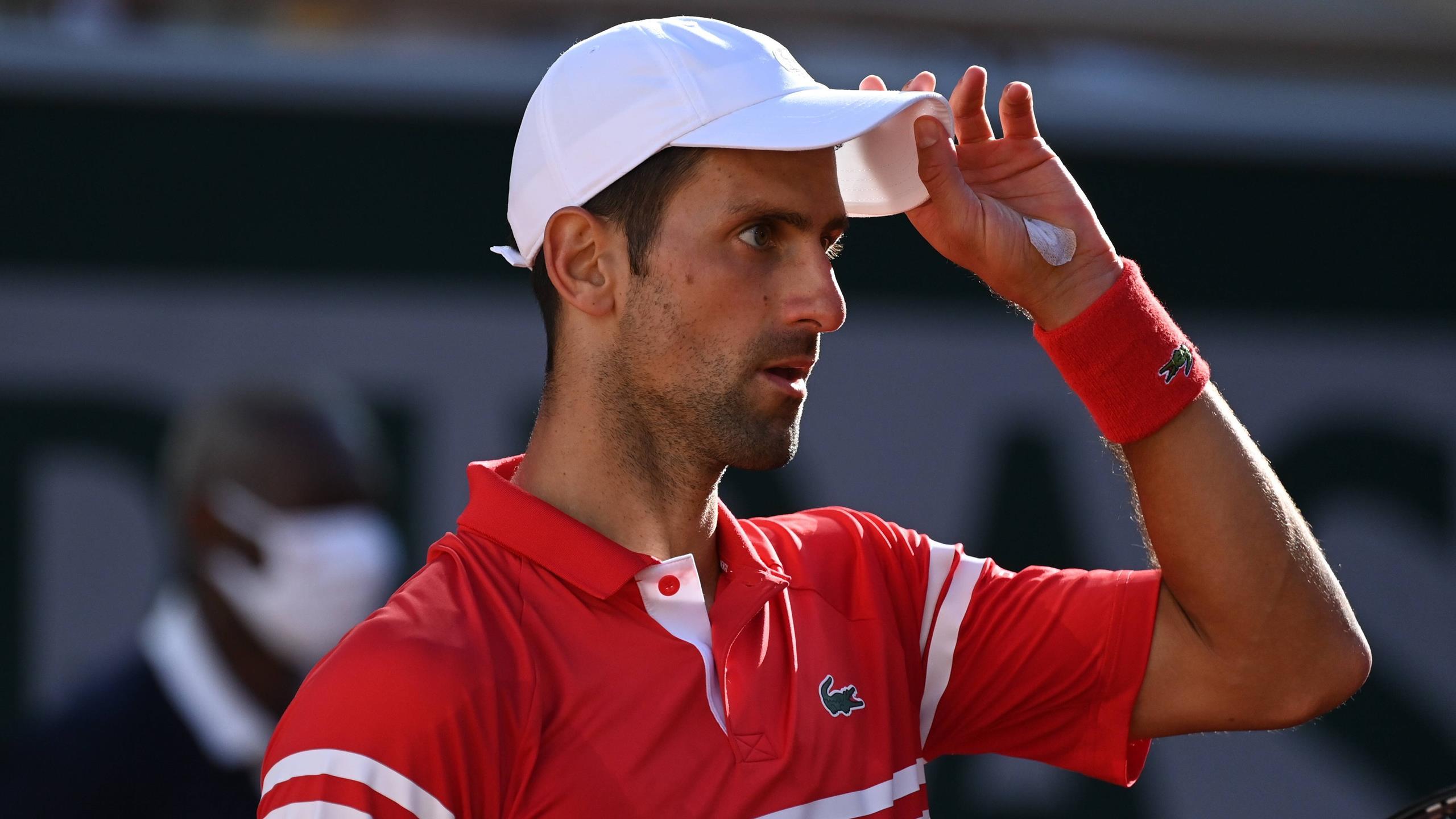 """Comment Djokovic a """"fait taire la voix"""" qui lui disait que tout était fini"""