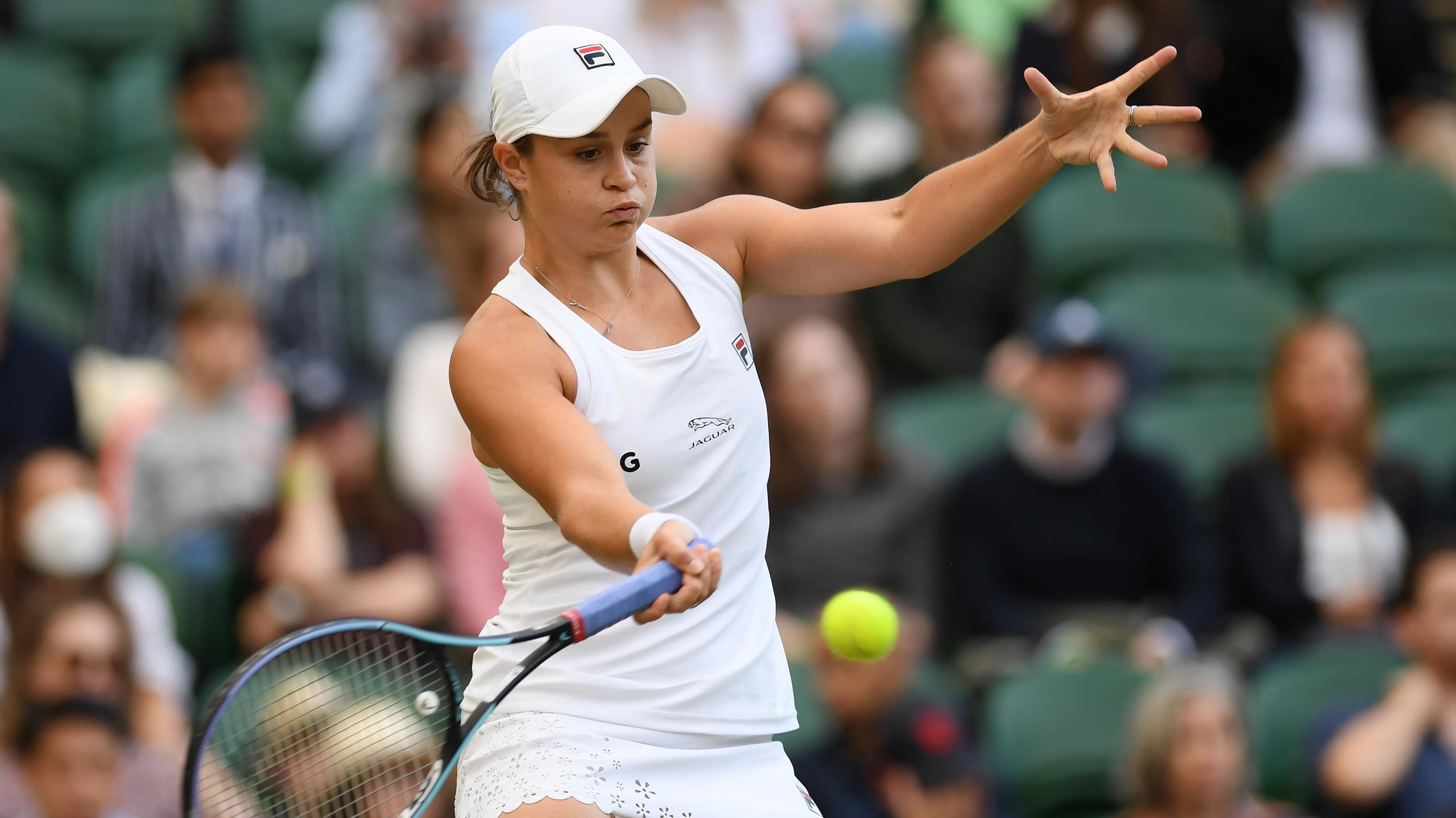 Wimbledon order of play, day eight - Ashleigh Barty, Aryna Sabalenka, Daniil Medvedev in action