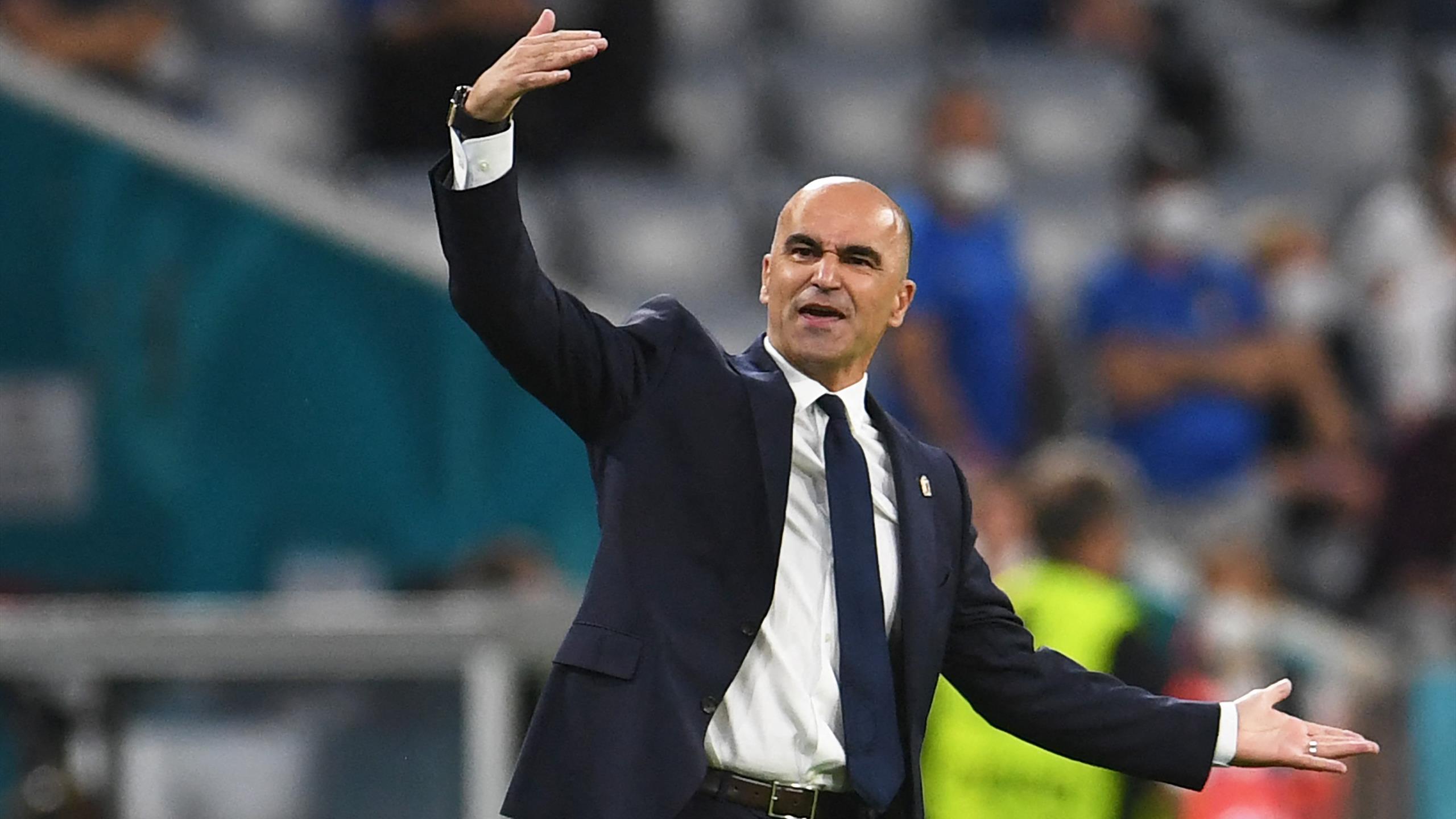 Footballl news - Barcelona consider Roberto Martinez as Ronald Koeman  replacement - Paper Round - Eurosport