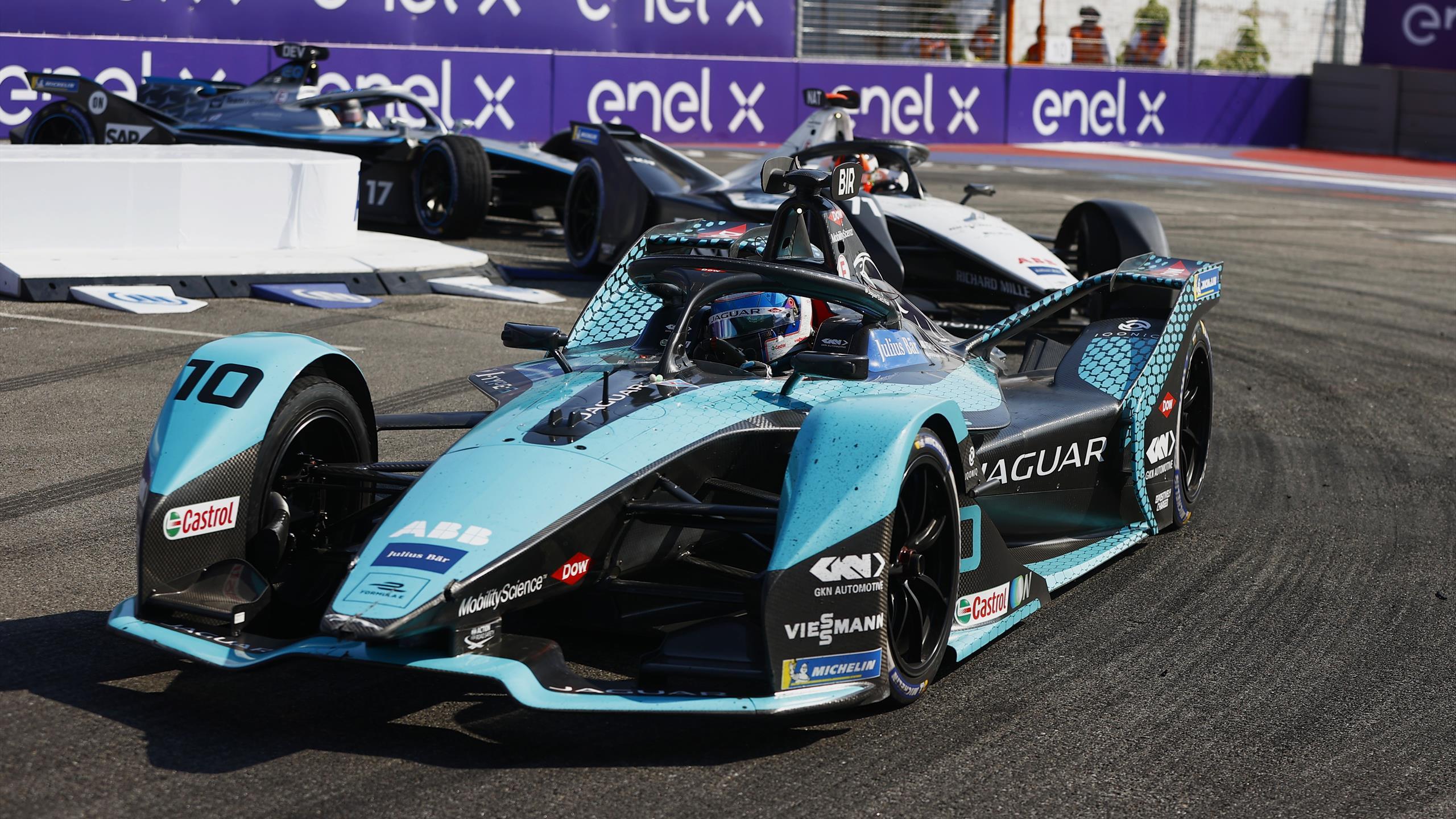 Formula E, Gunther davanti a tutti: gli highlights di gara ...