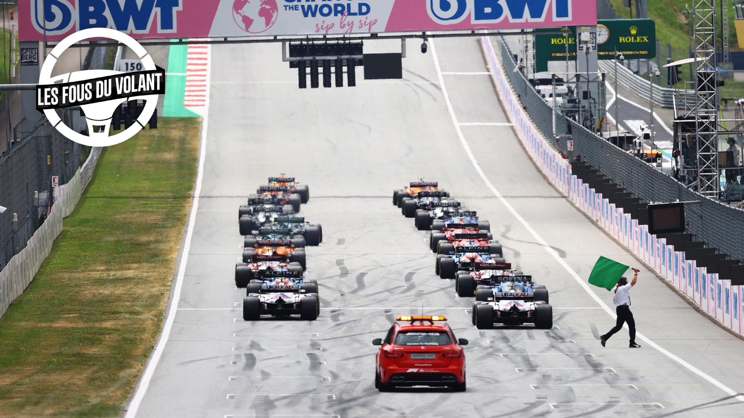 """""""Avec les courses sprint, on touche à l'ADN de la F1"""""""