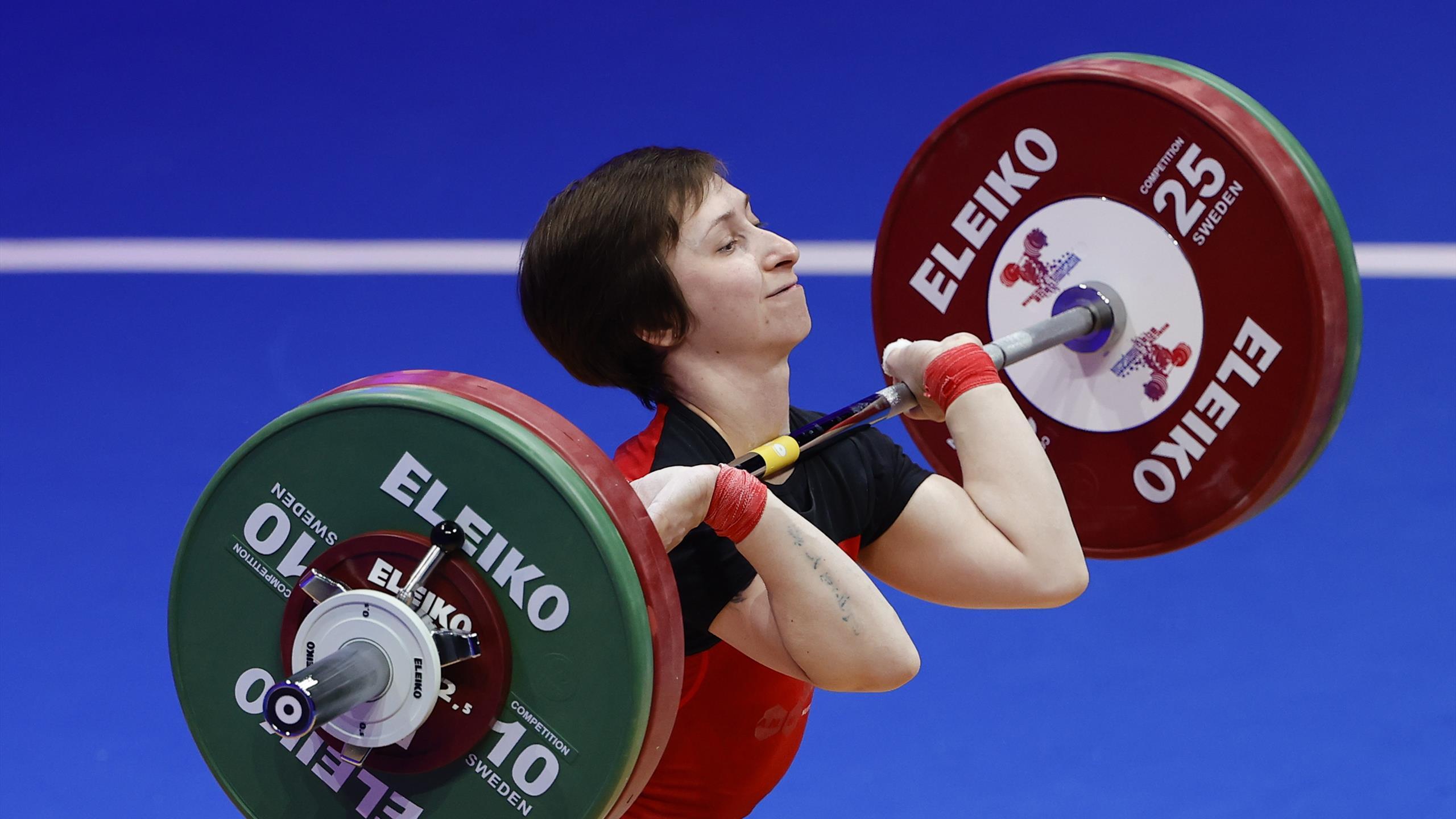 Единственная русская тяжелоатлетка на ОИ не вышла в финал