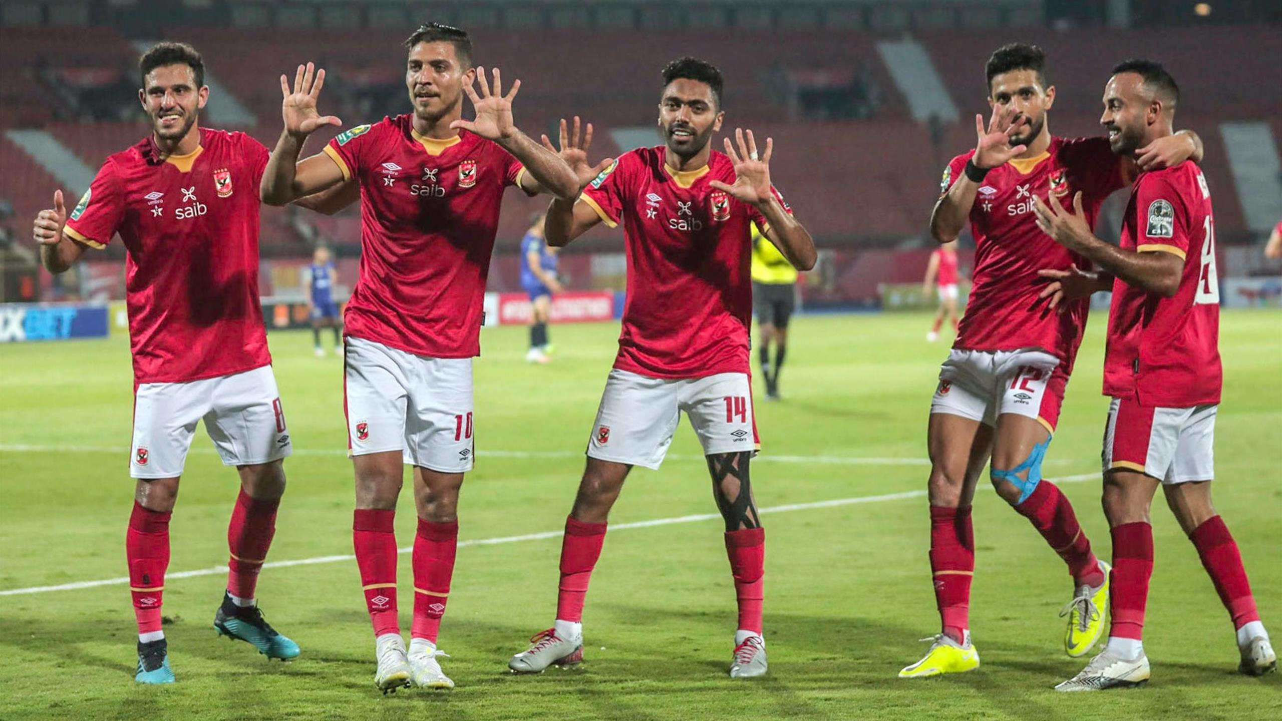 Al-Ahly écrase les Kaizer Chiefs et remporte sa dixième Ligue des champions africaine