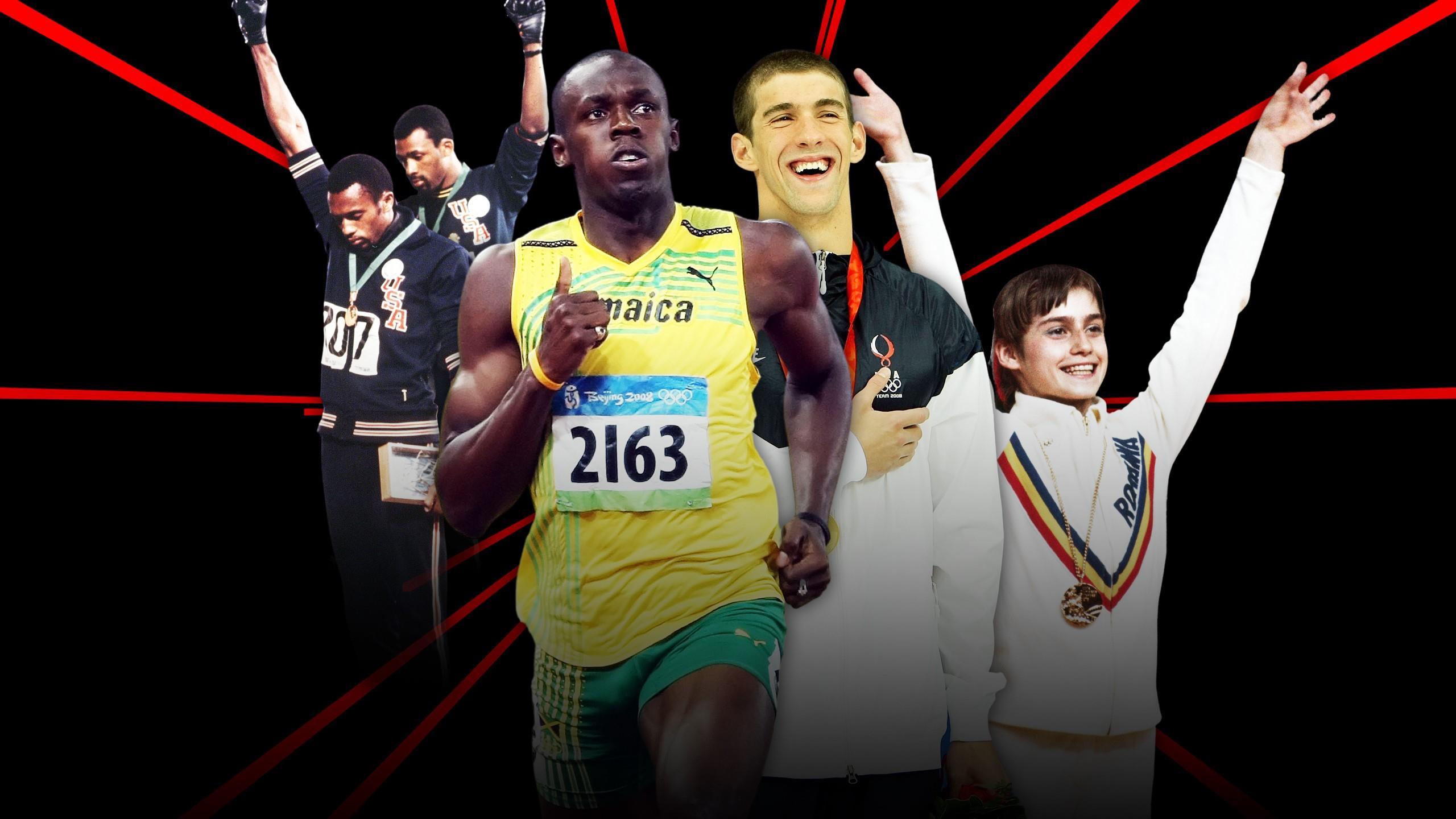 Bolt, Phelps, Comaneci… Votez pour le moment le plus marquant de l'histoire des JO
