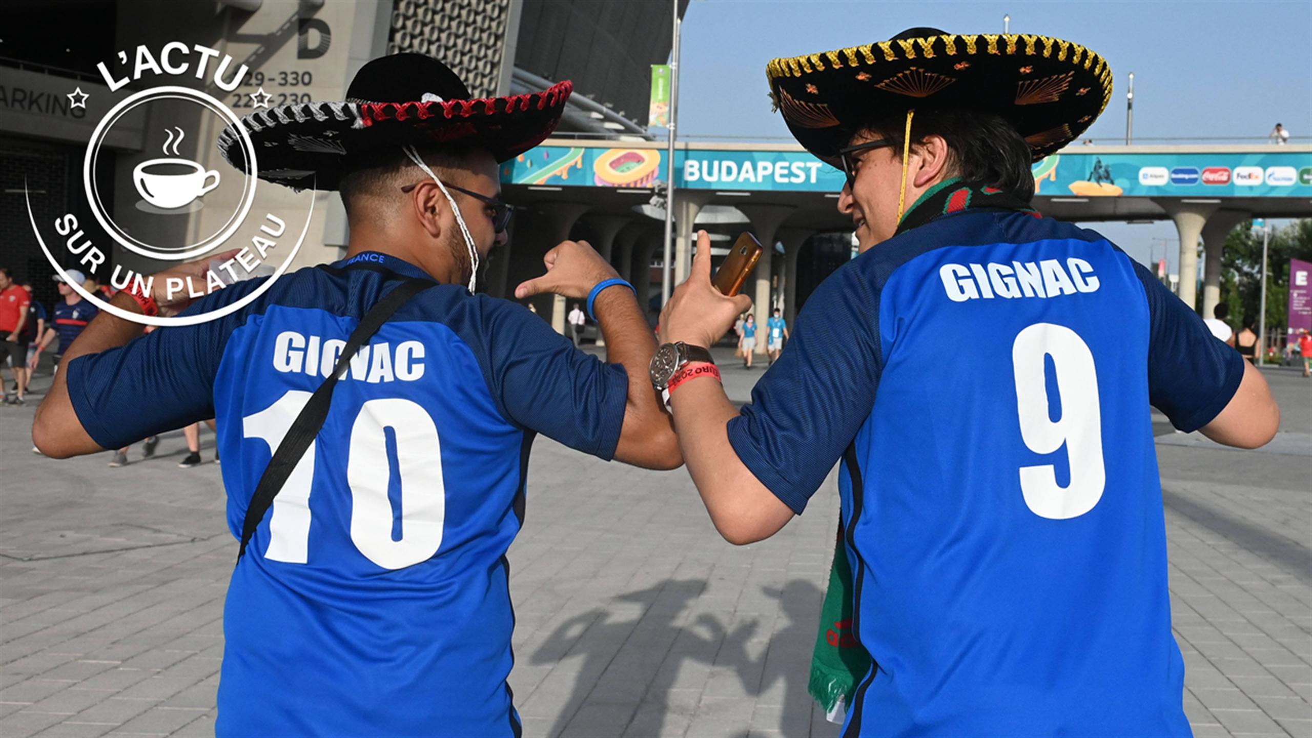 France-Mexique, Hazard, sketch douteux, Ali : l'actu sur un plateau