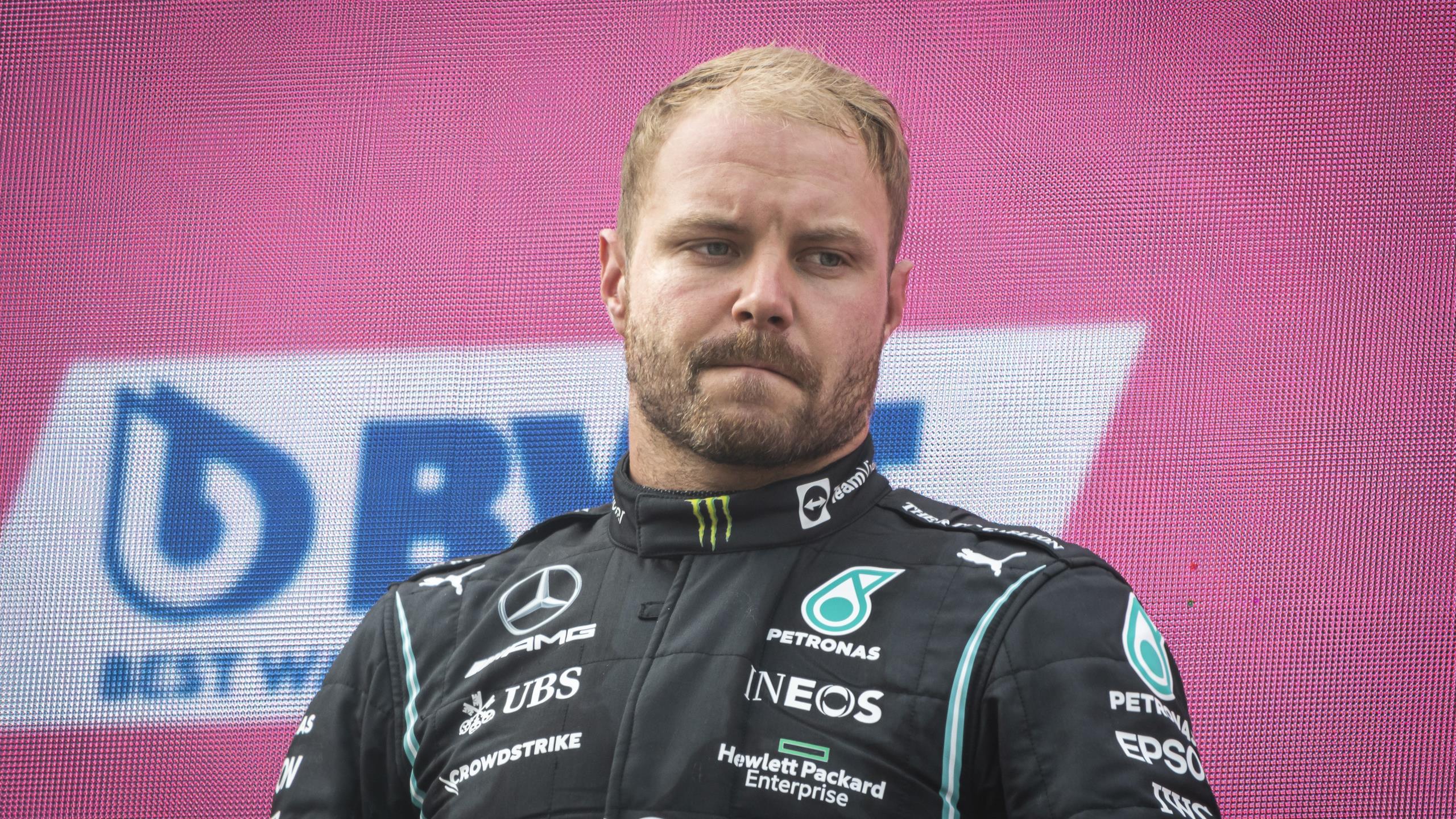 Pourquoi Bottas était en bout de course chez Mercedes