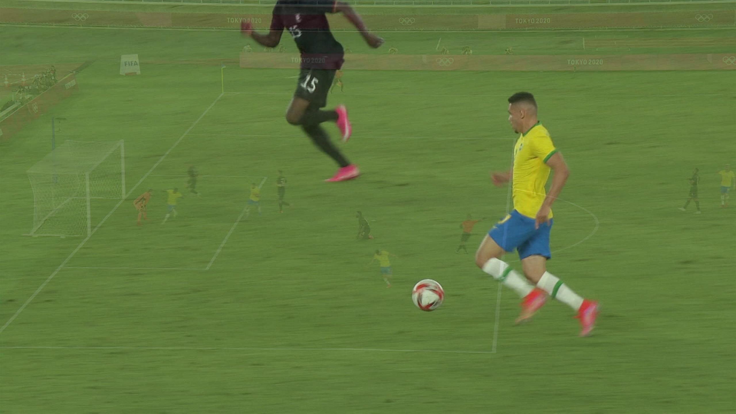 Menée 3-0, l'Allemagne a cru à la remontada… Le résumé du succès du Brésil en vidéo