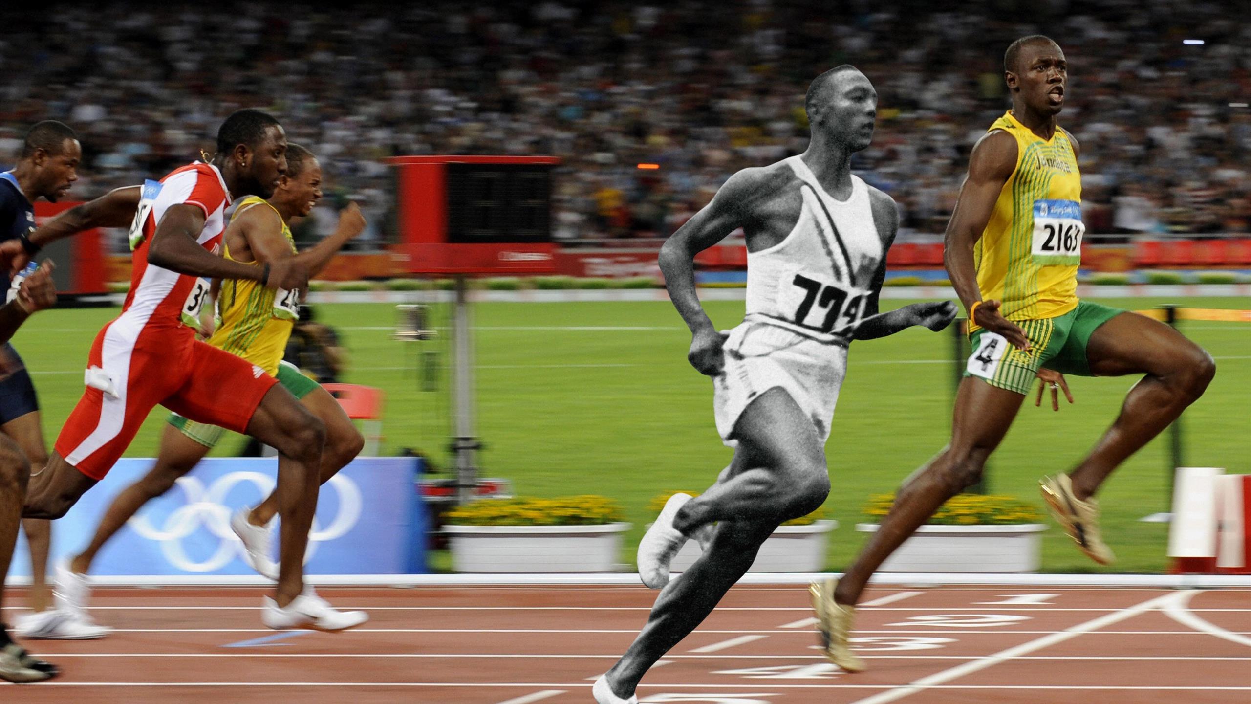 La grande finale : Bolt ou Owens ? Votez pour le moment le plus marquant de l'histoire des JO