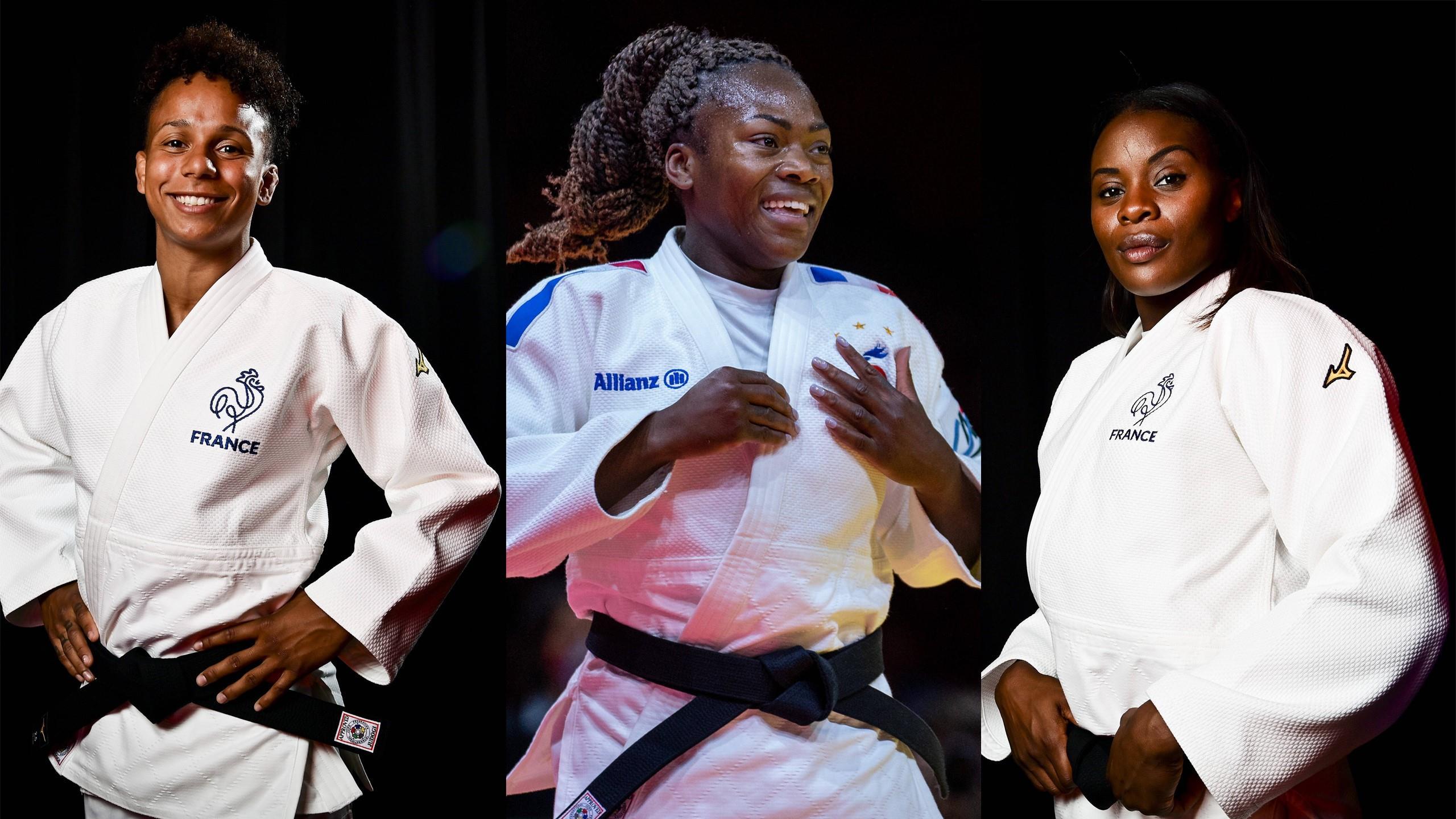 La patronne et une jeunesse pleine de promesses : Les Bleues du judo ont tout pour faire vibrer