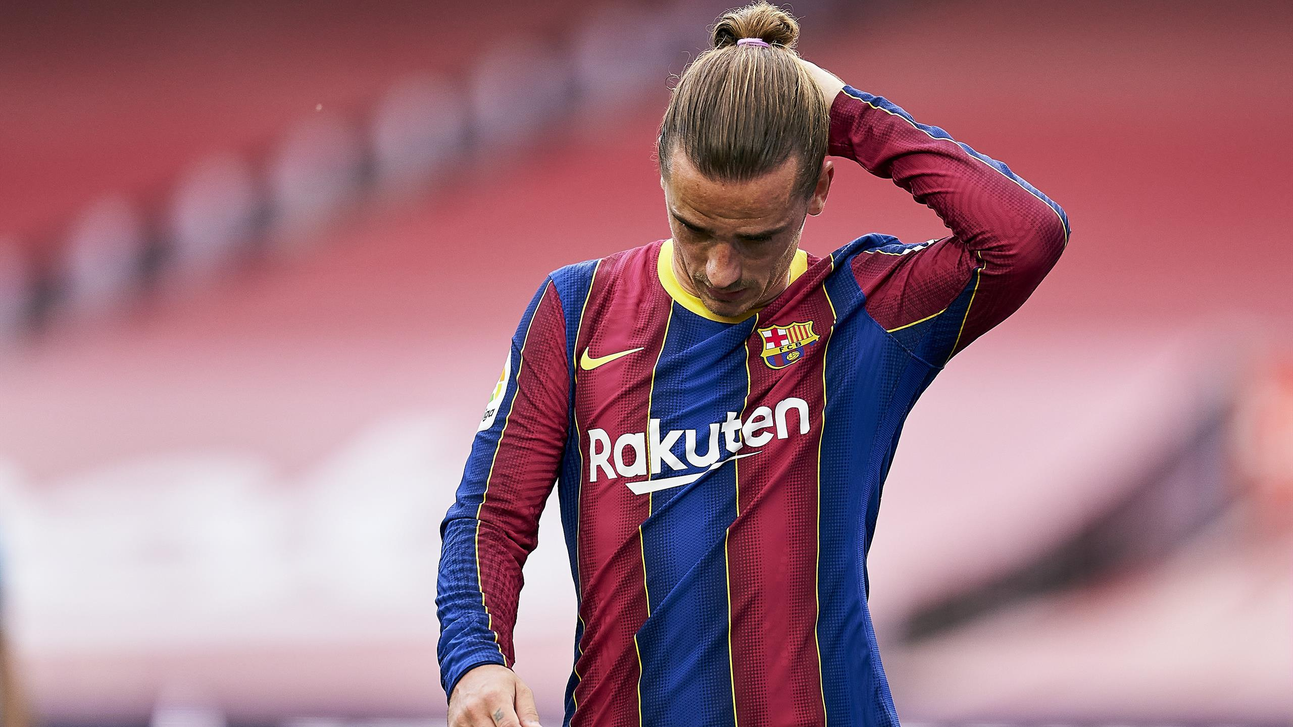 Barcelone ne ferme pas la porte à un départ de Griezmann