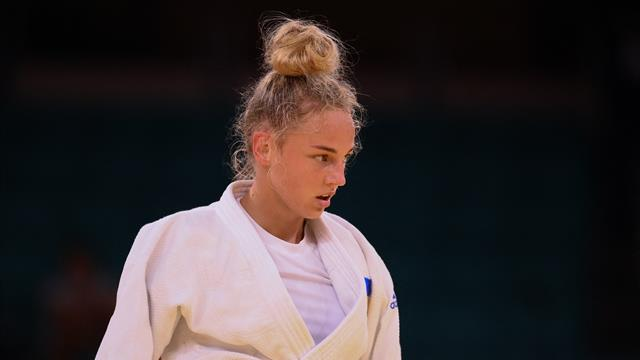Дзюдоистка Белодед принесла Украине 1-ю медаль Токио