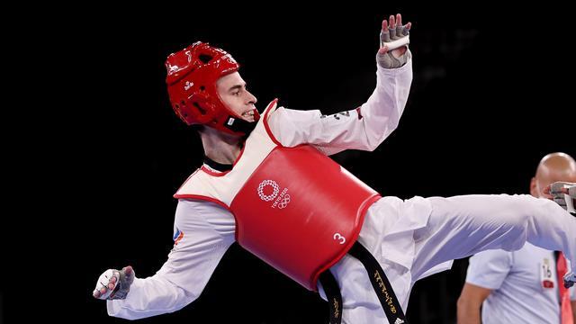 Тхэквондист Артамонов взял бронзу – у России 2-я медаль