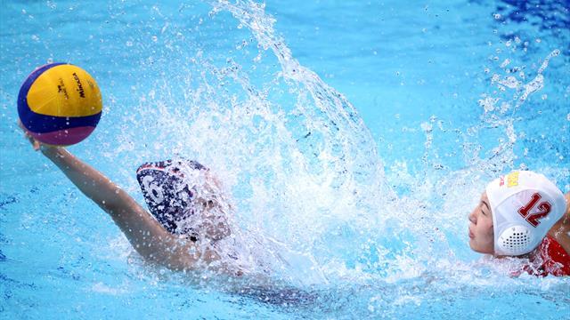 Первая победа женской сборной на Олимпиаде в Токио