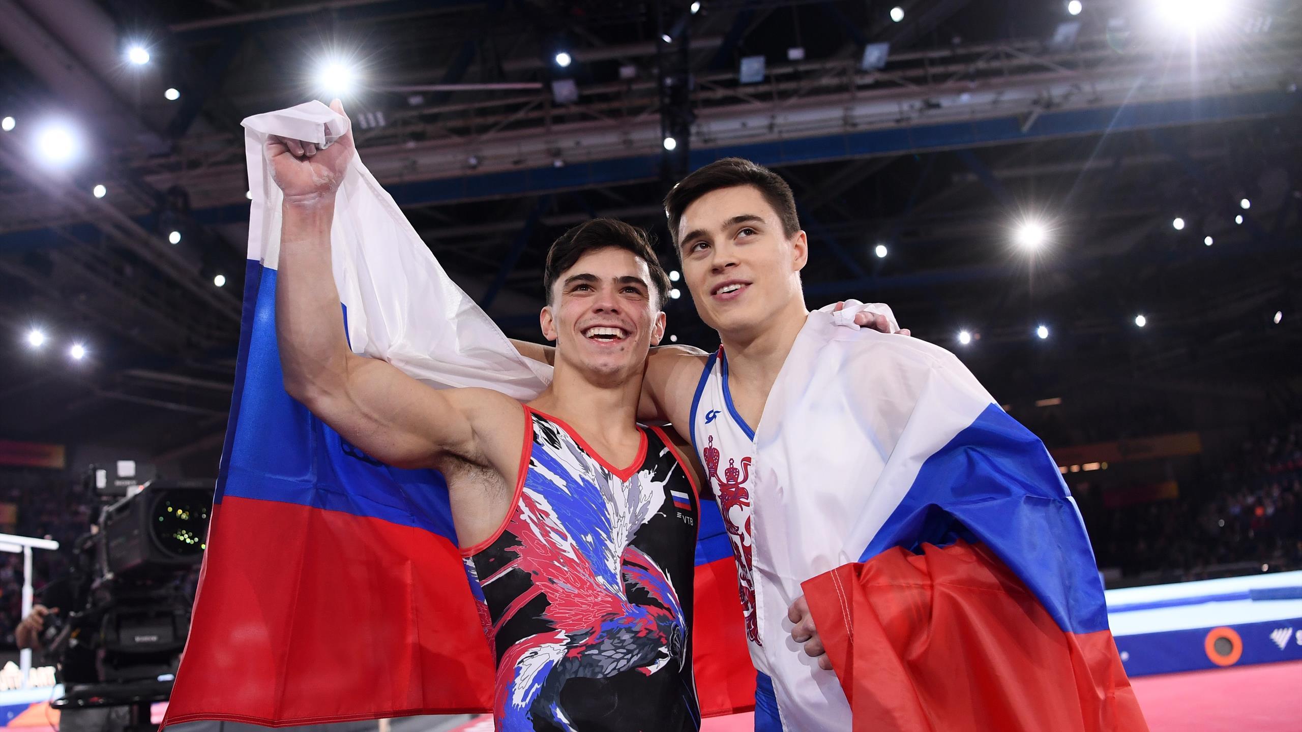 У русских гимнастов – все титулы, кроме ОИ. Проблема в травмах