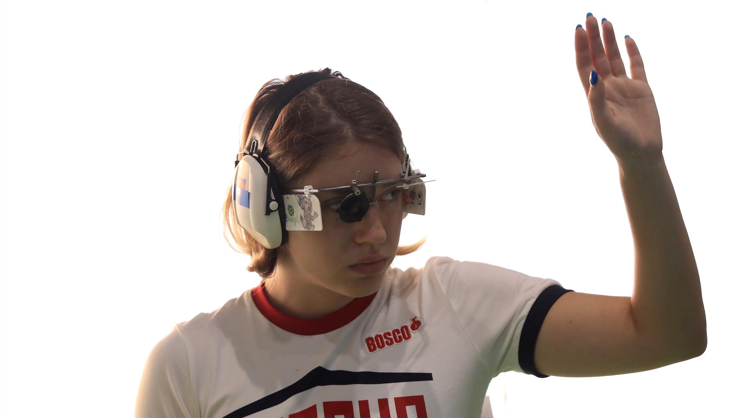 Россия выиграла 1-е золото в Токио – в стрельбе из пистолета