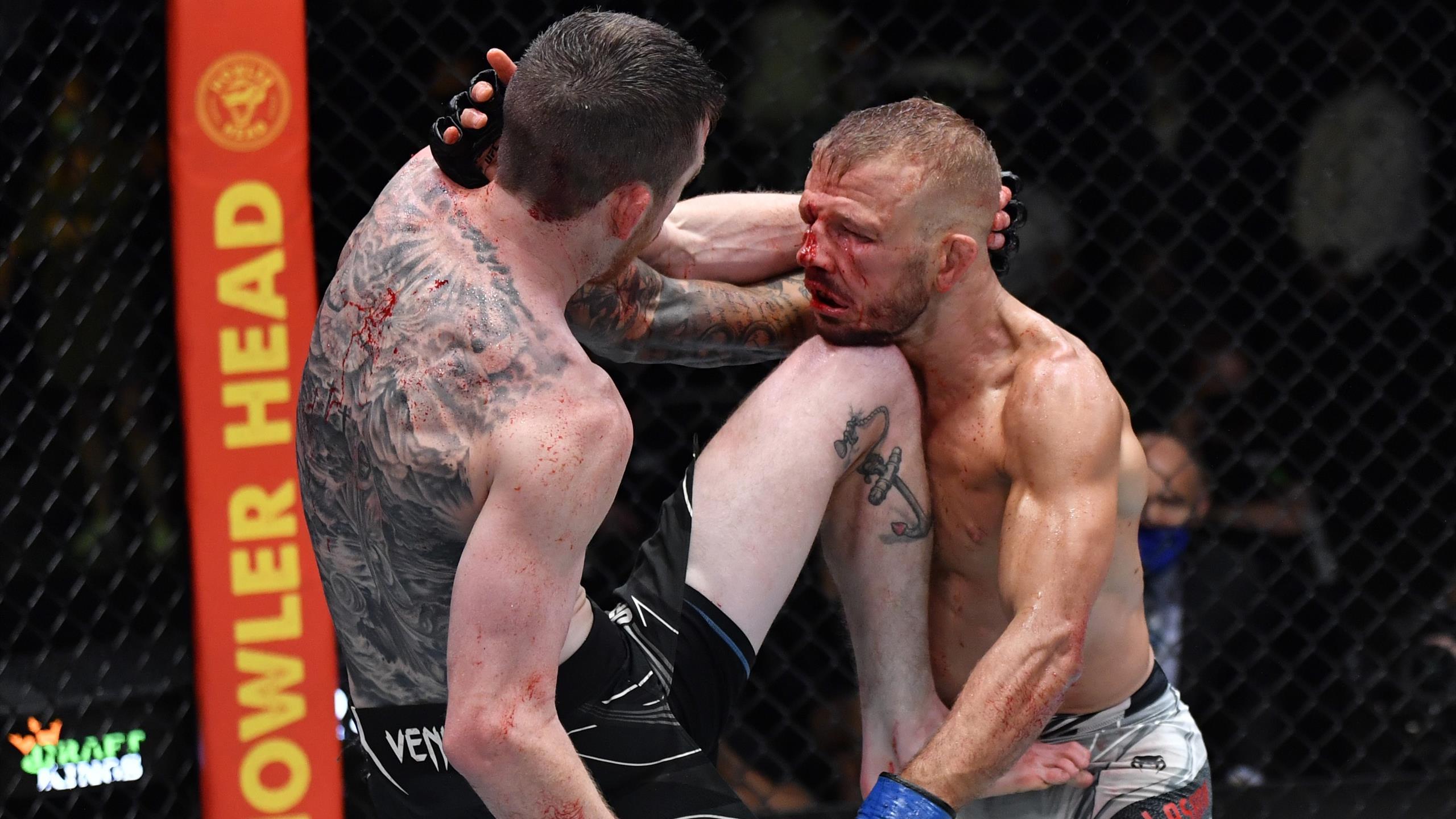 Камбэк Диллашоу и смачный нокаут Арсе. Итоги UFC Vegas 32