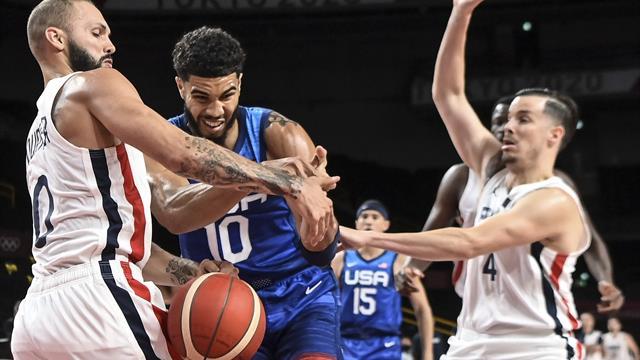 Баскетболисты США впервые за 15 лет проиграли матч на Олимпиадах