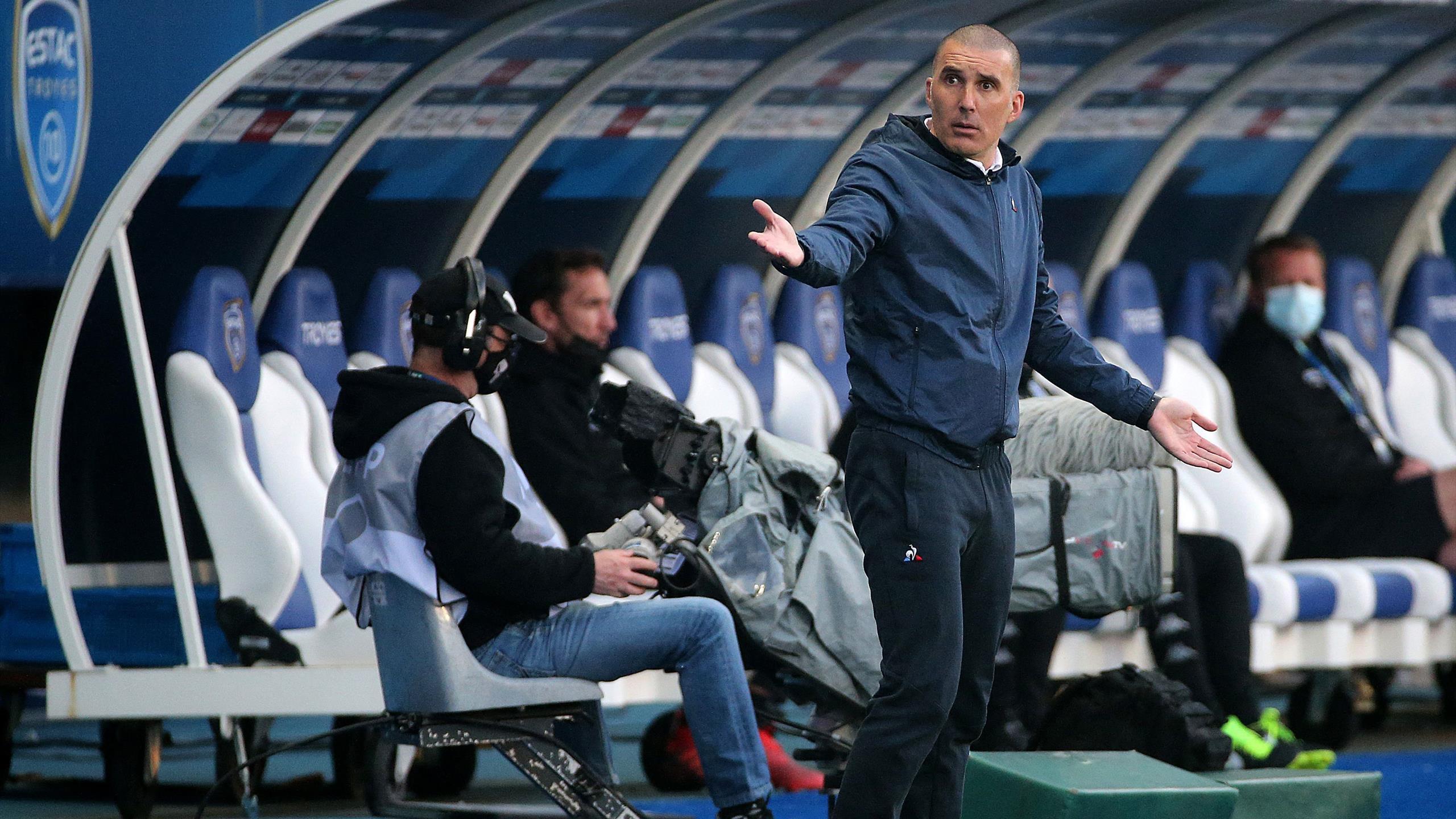 Laurent Batlles, une méthode à l'épreuve de la Ligue 1 avec Troyes