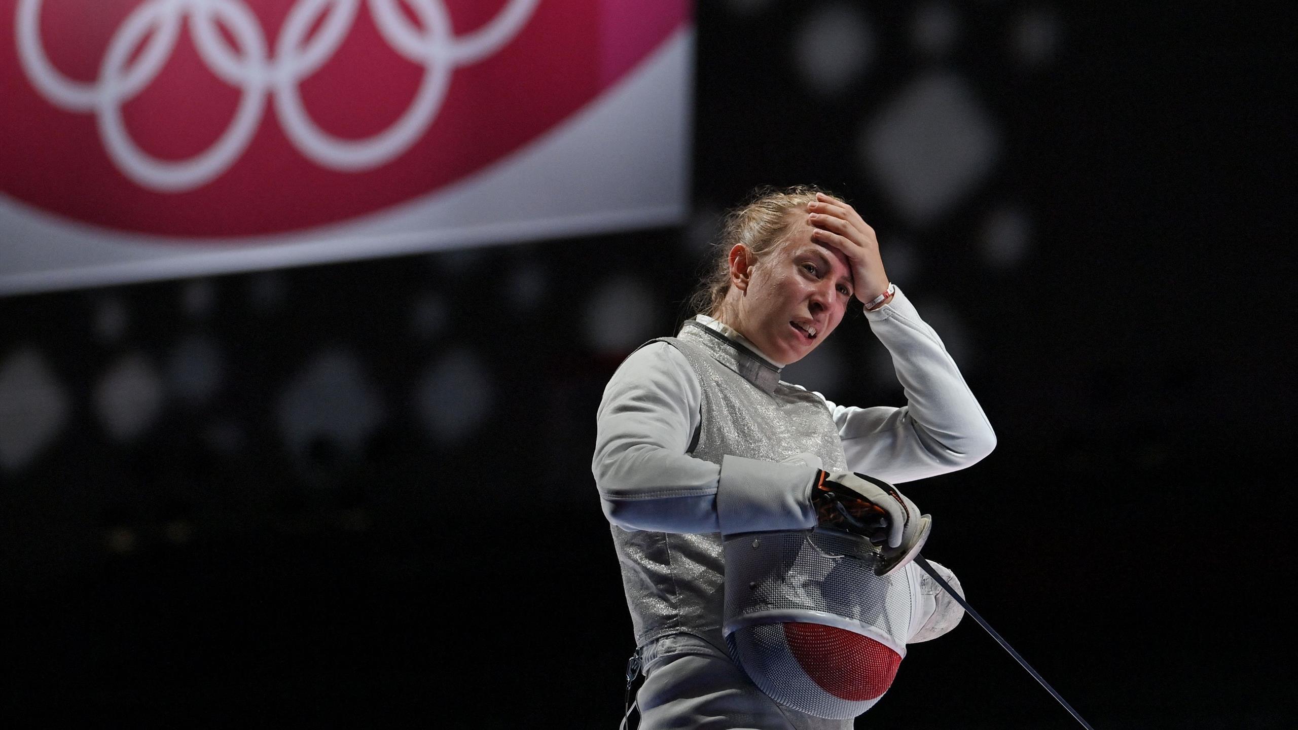 Battue en finale, la France en argent sur le fleuret par équipes femmes