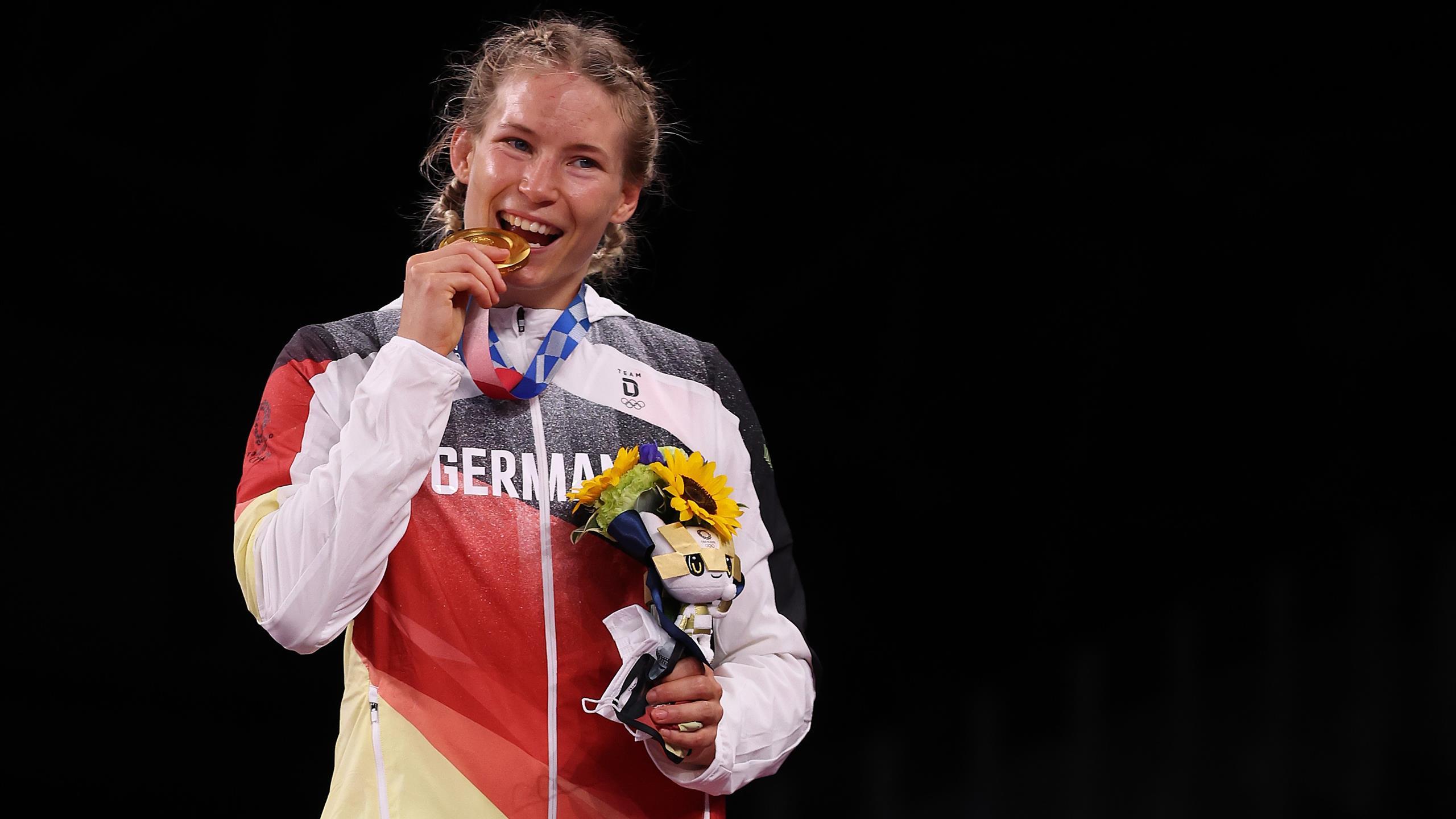 Olympia 2021: Alle deutschen Goldmedaillen in 60 Sekunden - mit Zverev, Wellbrock und Funk