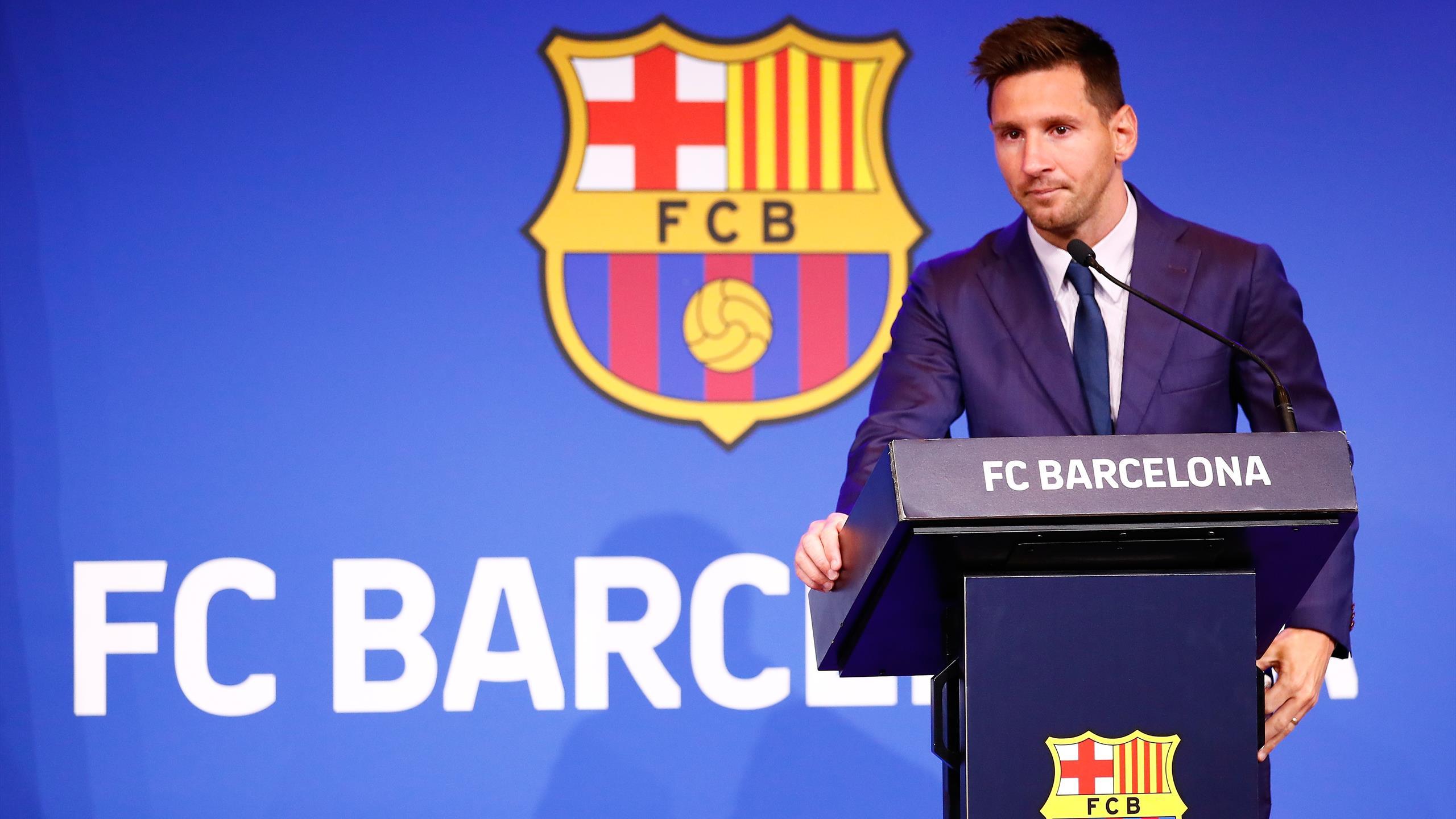 """Le fameux """"burofax"""" révélé : Messi a bien fait le forcing pour quitter le Barça à l'été 2020"""