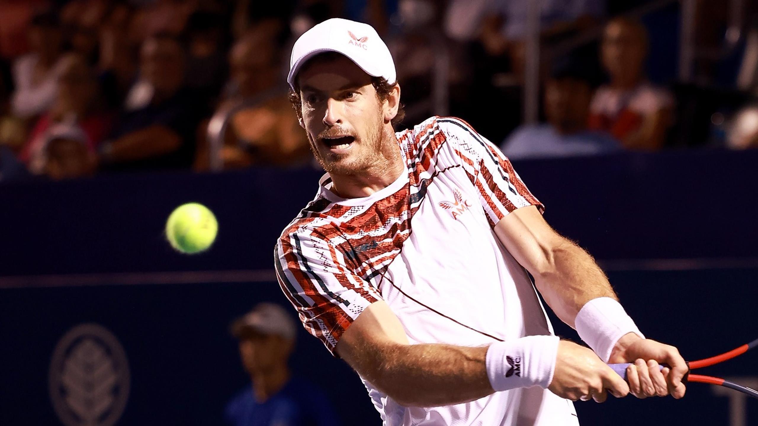 Us Open 2021 Andy Murray Draws World Number Three Stefanos Tsitsipas Novak Djokovic Faces Qualifier Eurosport