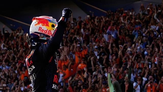 Rôles inversés au championnat : pour trois points, Verstappen reprend la tête à Hamilton