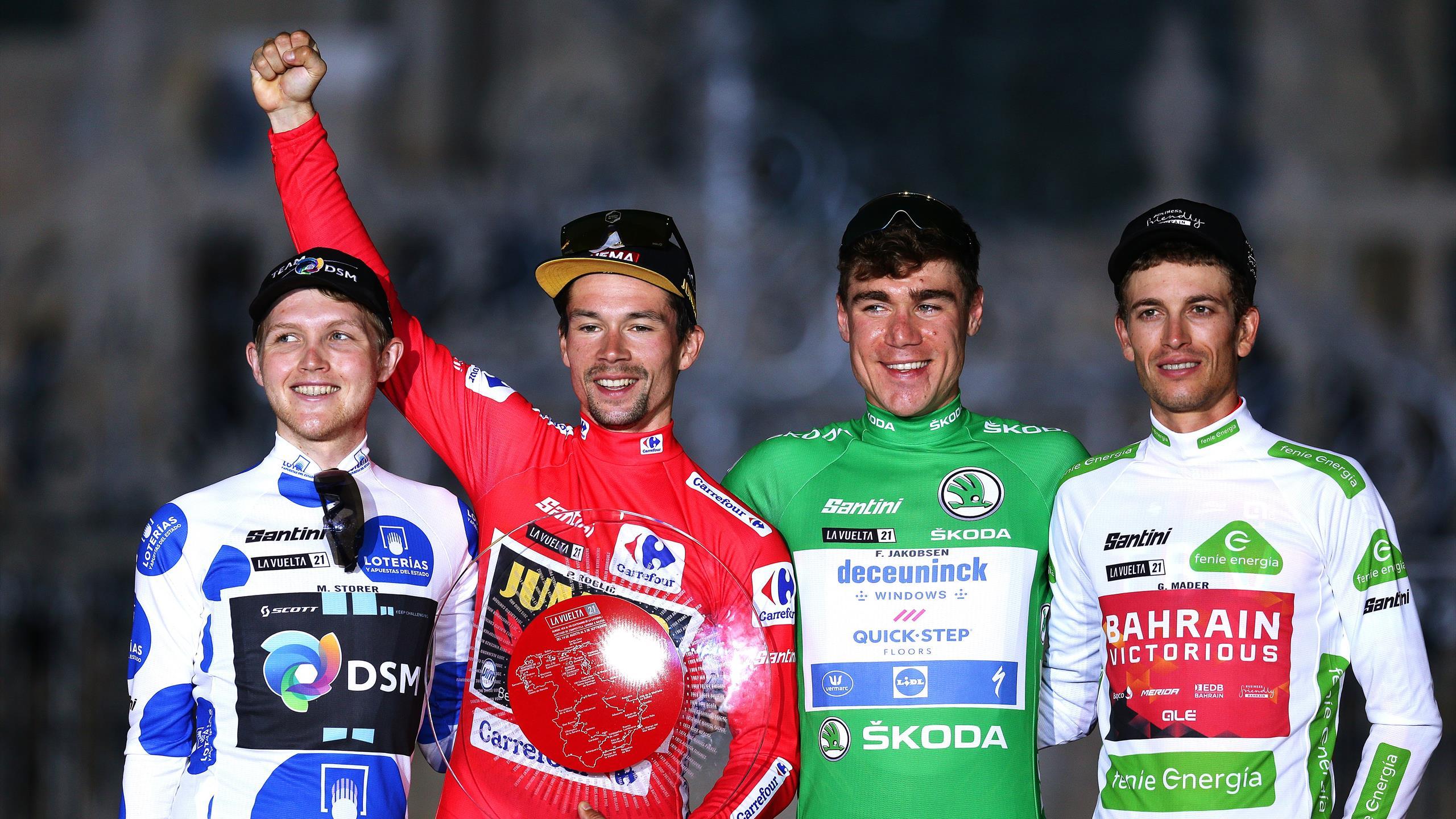 La Vuelta s'élancera d'Utrecht aux Pays-Bas en 2022 thumbnail