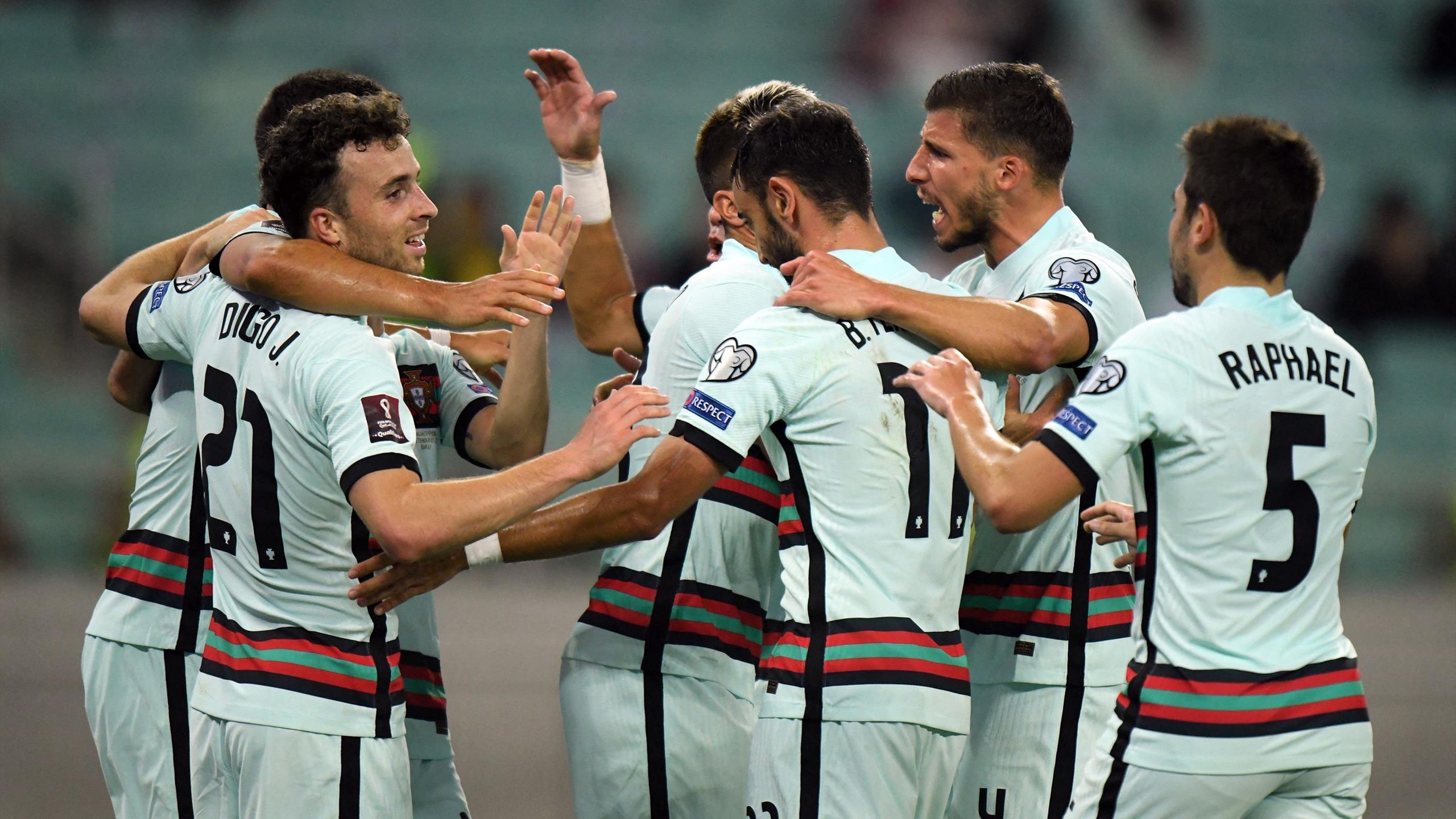 Une victoire tranquille et le Portugal reste invaincu