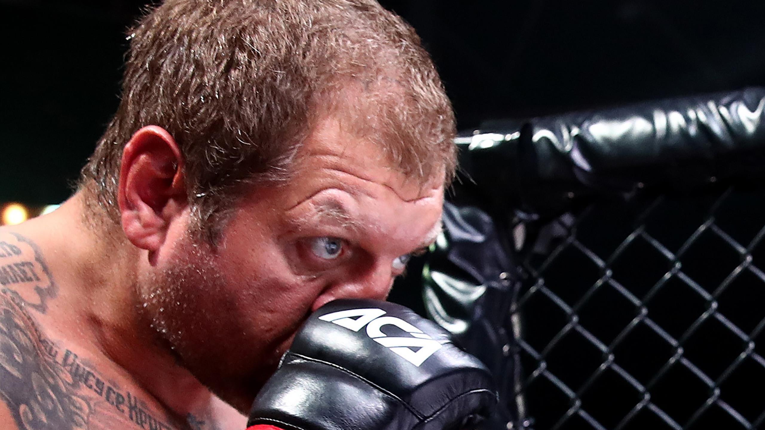 Олег Тактаров - о чемпионе UFC Фрэнсисе Нганну: «Минут