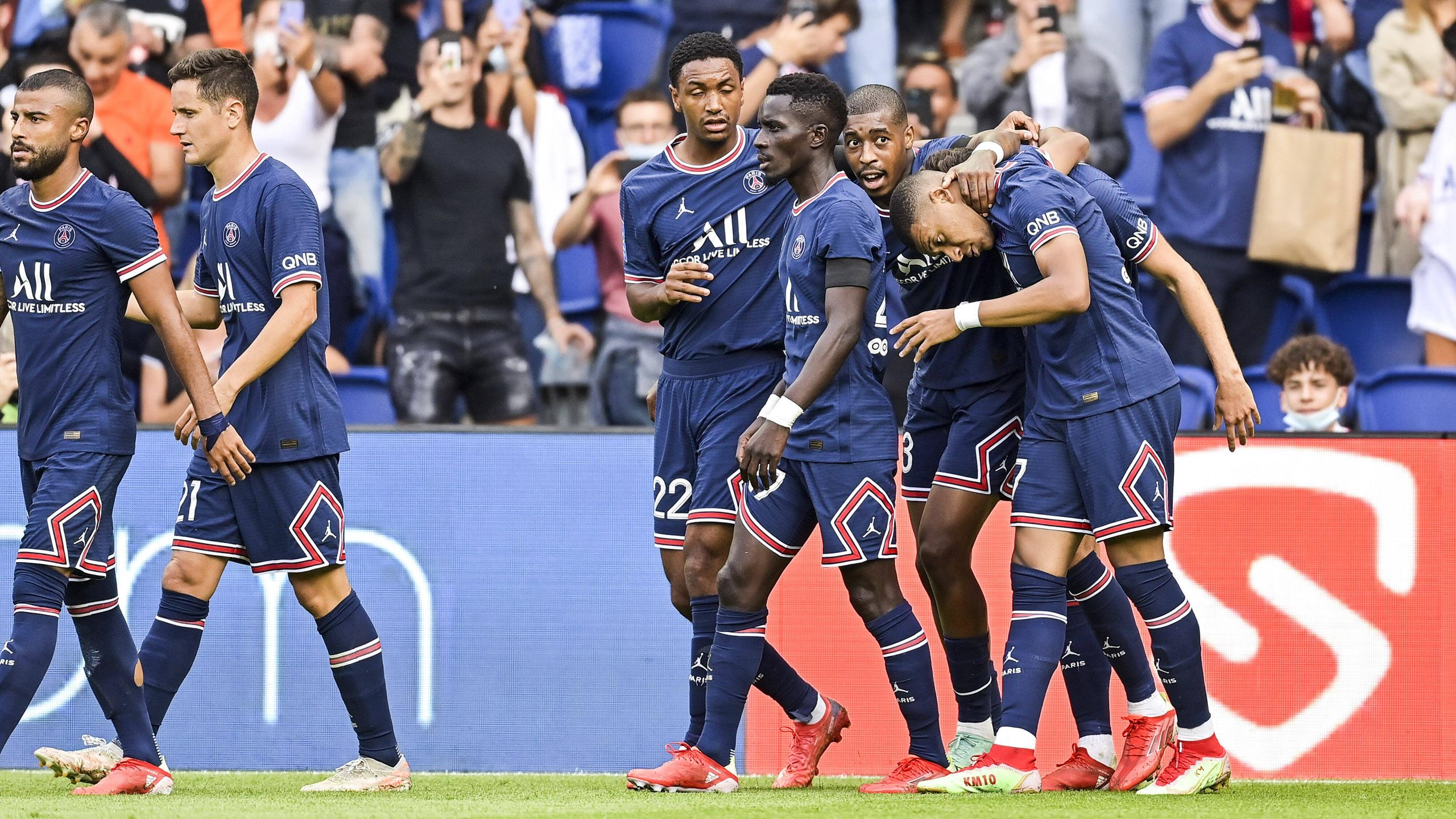 Ligue 1 – PSG beat Clermont (4-0) despite the absence of Mbappé's striker Neymar and Messi