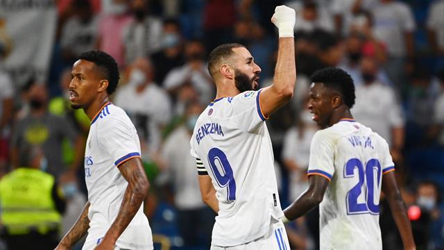 Real Madrid - Celta Vigo en direct - 12 septembre 2021 - Eurosport