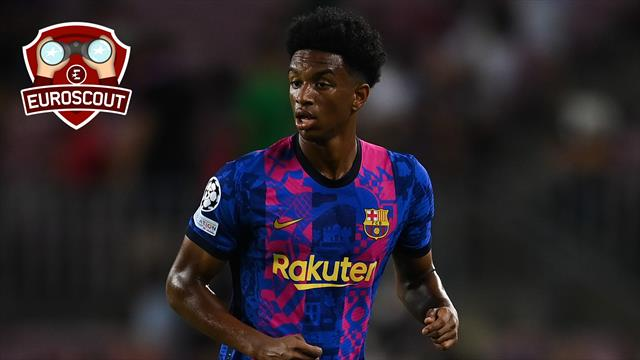 Digne successeur de Jordi Alba au Barça à seulement 17 ans : voici Alex Baldé