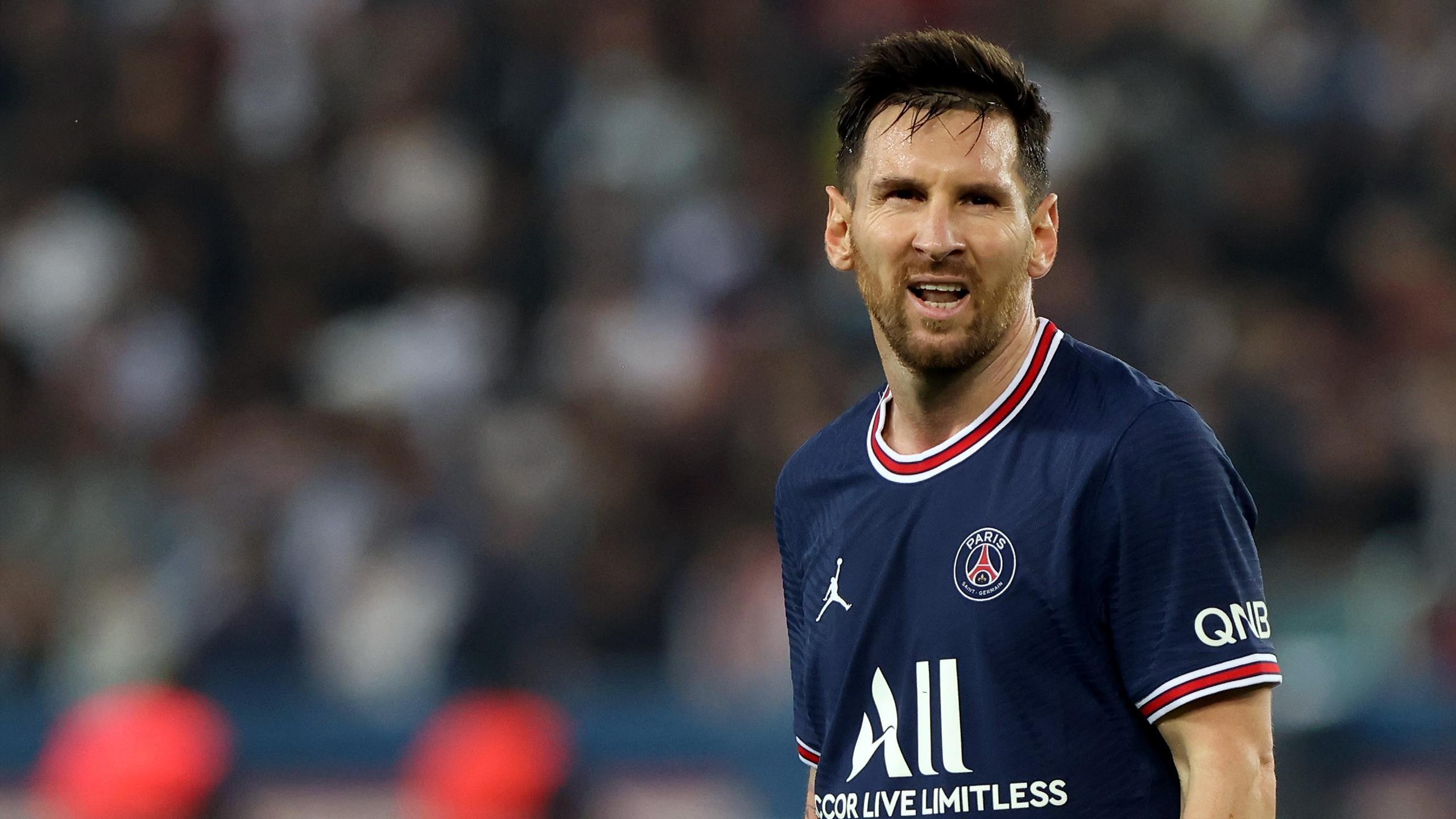 Le changement s'explique : Pourquoi Pochettino aurait décidé de remplacer Messi