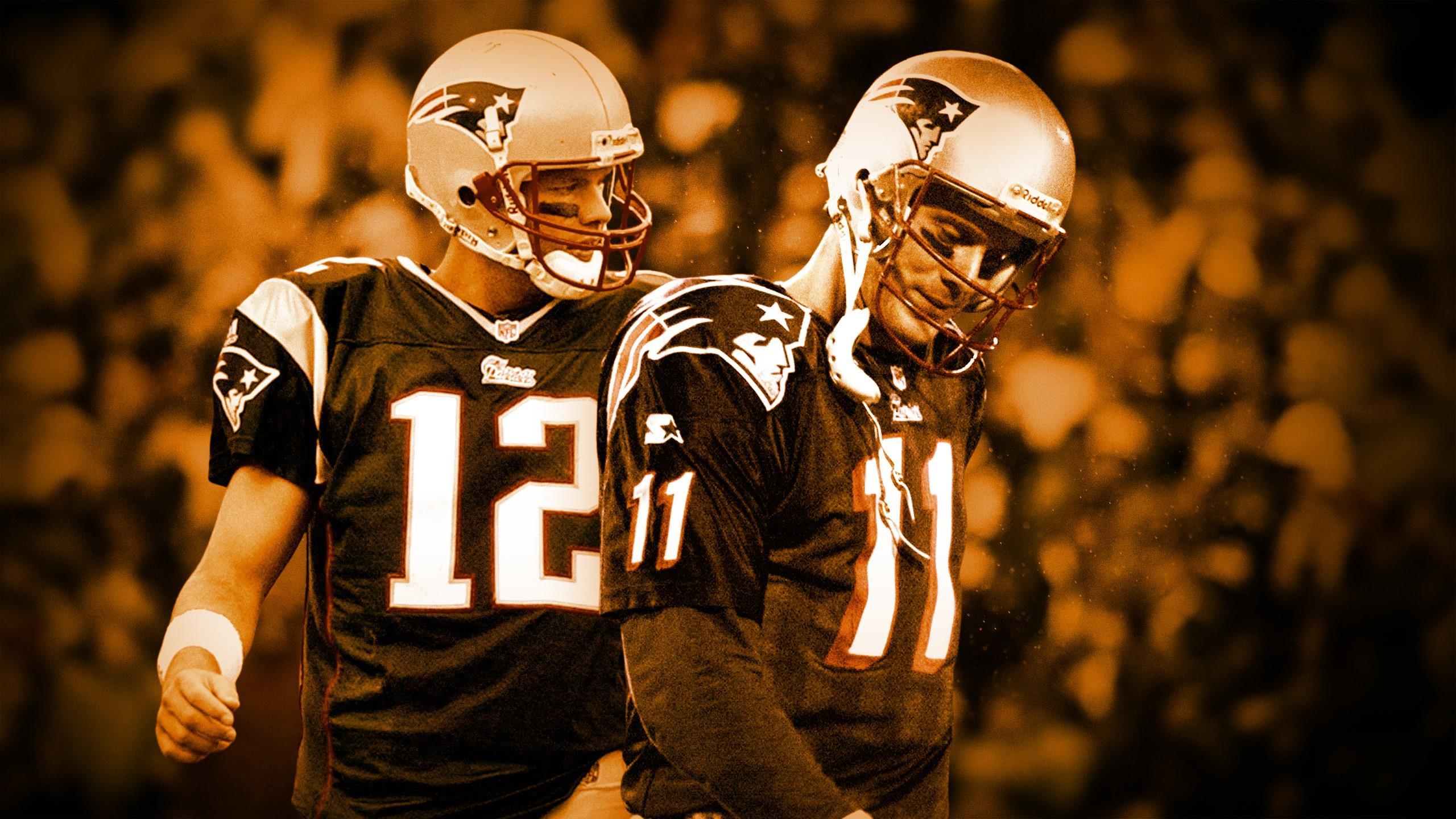 Le jour où la vie de Tom Brady a changé et celle de Drew Bledsoe failli s'arrêter thumbnail