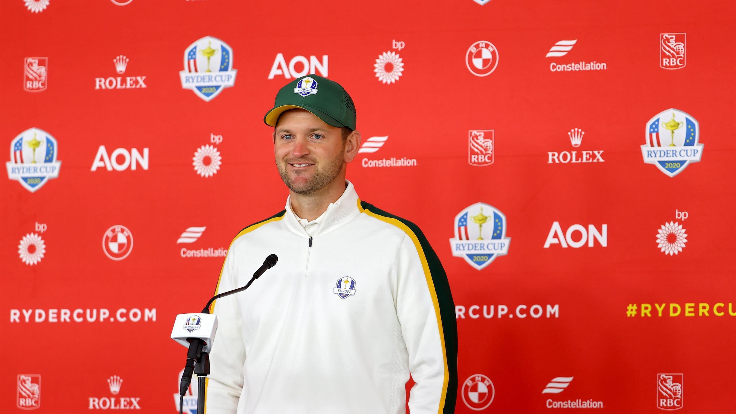 """Wiesberger : """"Fier que ce soit moi le premier Autrichien à la Ryder Cup"""""""