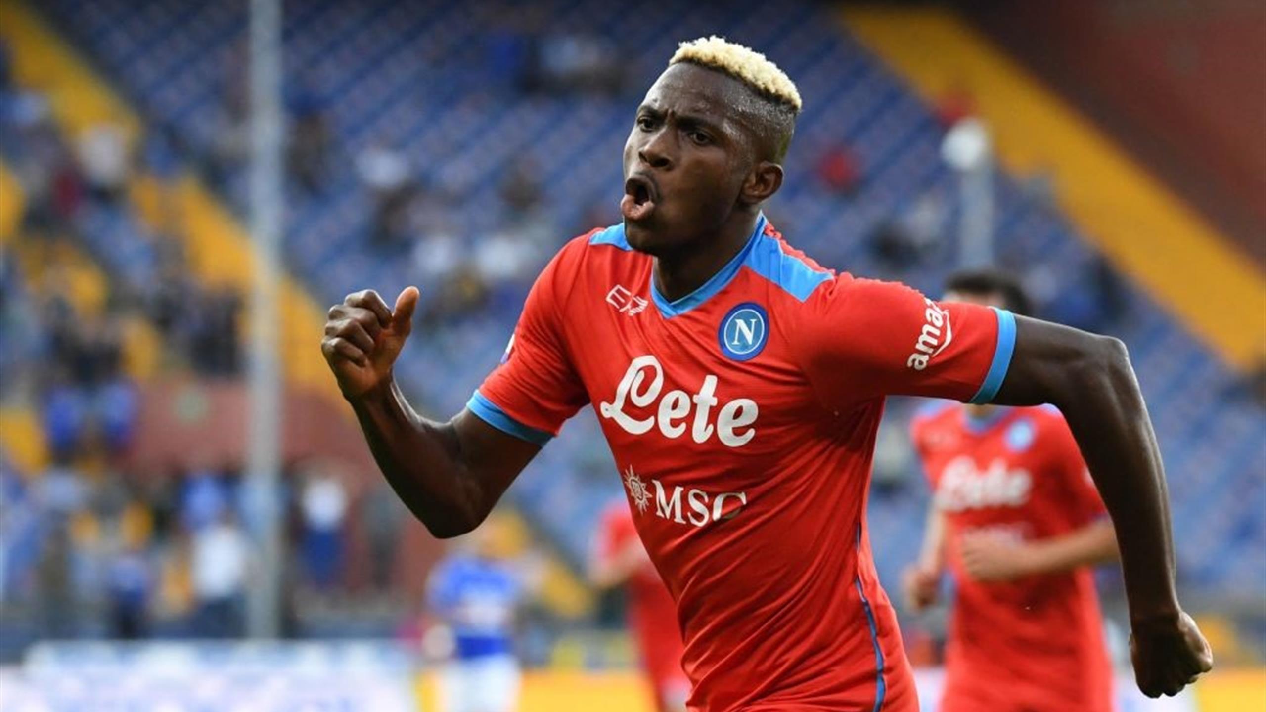 Le Napoli enchaîne une cinquième victoire et reprend la tête