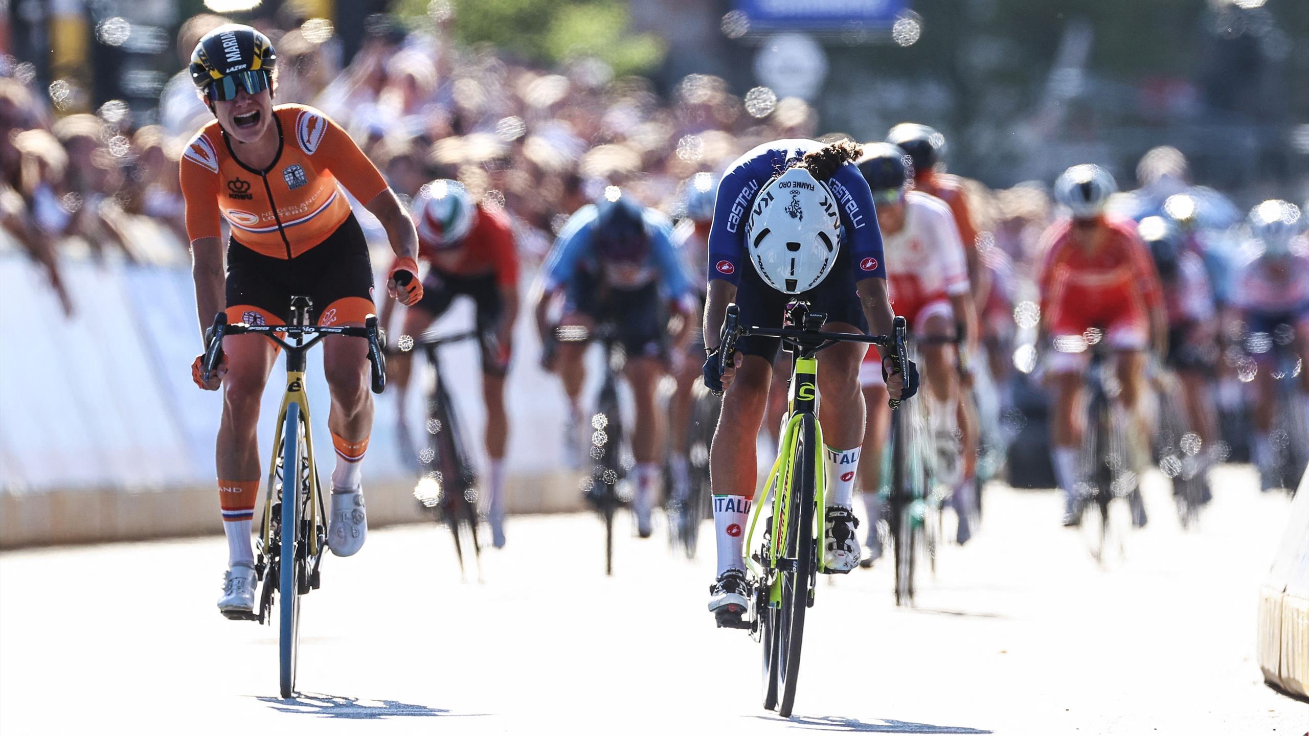 Road World Championships 2021 - Marianne Vos 'happy ...