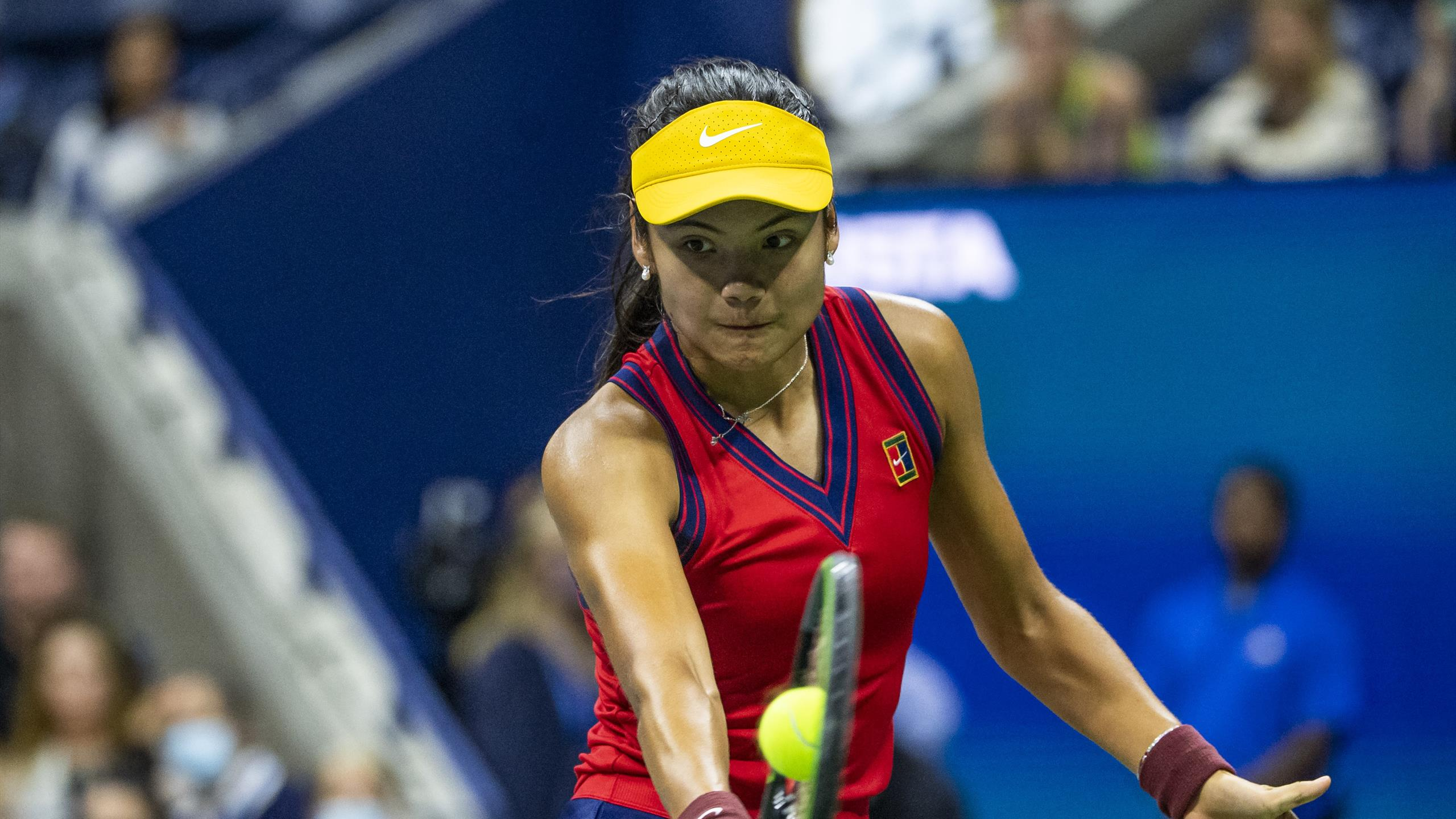 Australian Open 2022 - Emma Raducanu says she is far from ...