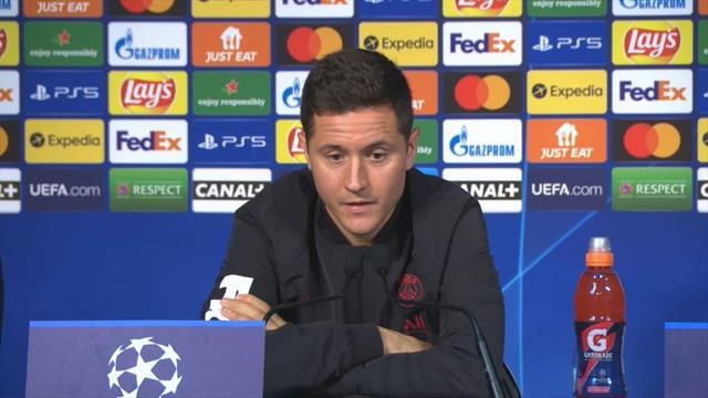 """Herrera : """"Aucune autre équipe en Europe n'est obligé de gagner la Ligue des champions"""""""