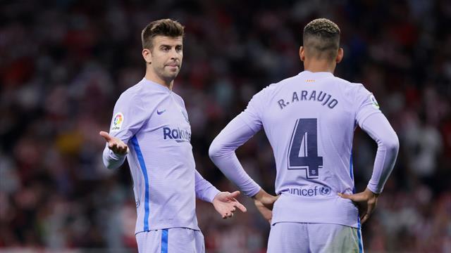 """Le Barça rattrapé par la réalité : """"Maintenant, Messi n'est plus là"""" thumbnail"""