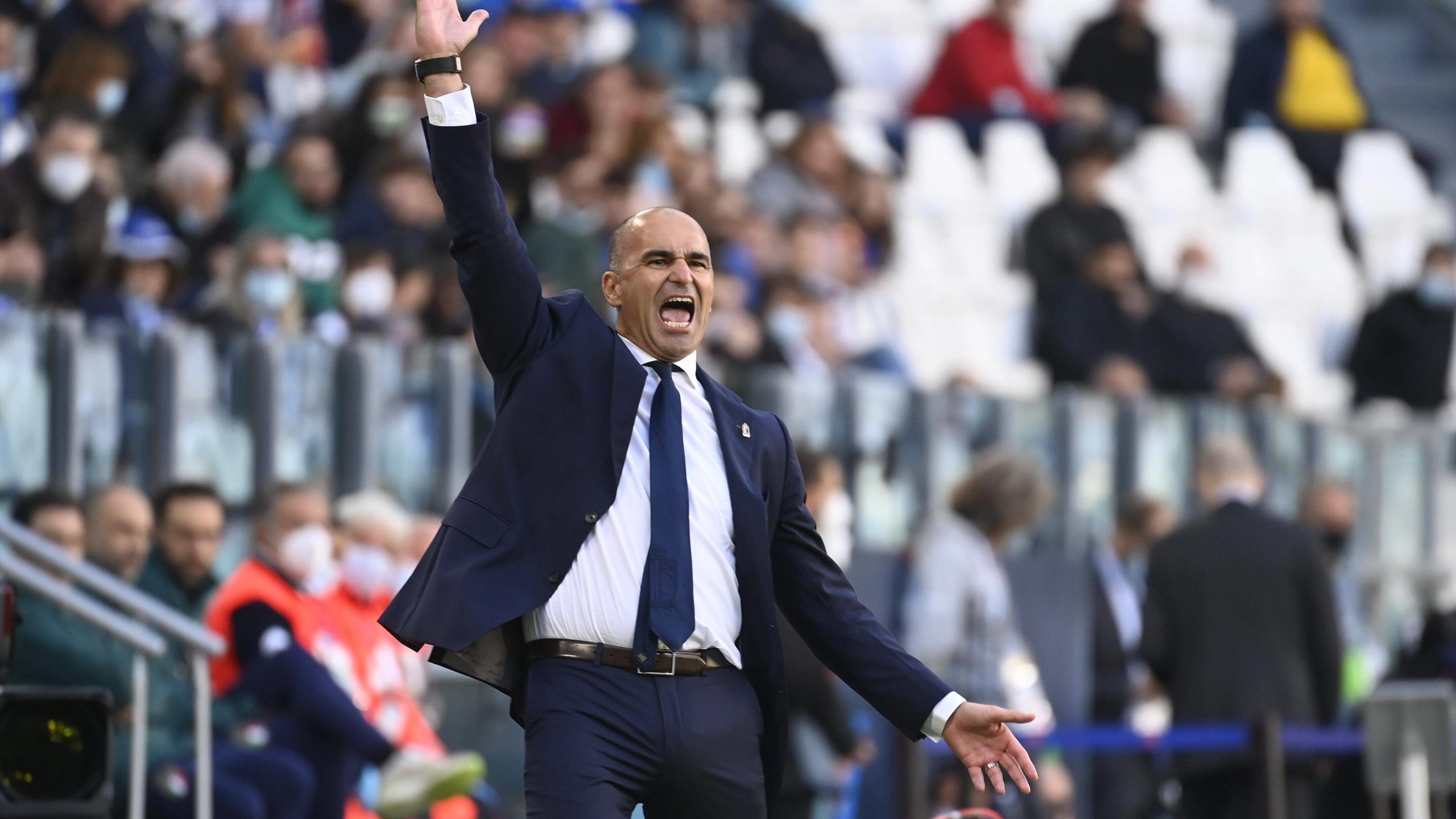 """Martinez ne digère pas l'arbitrage : """"Ce penalty n'est pas mérité"""" thumbnail"""