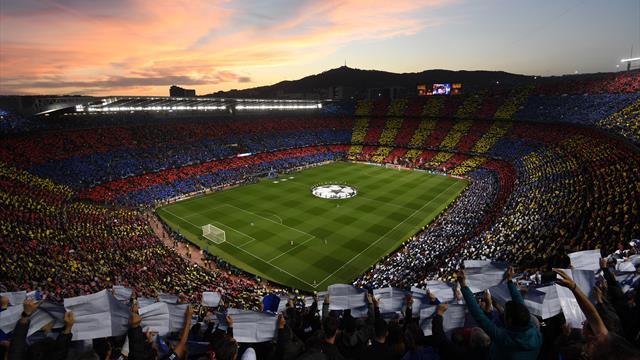 Le Barça dévoile les images du nouveau Camp Nou