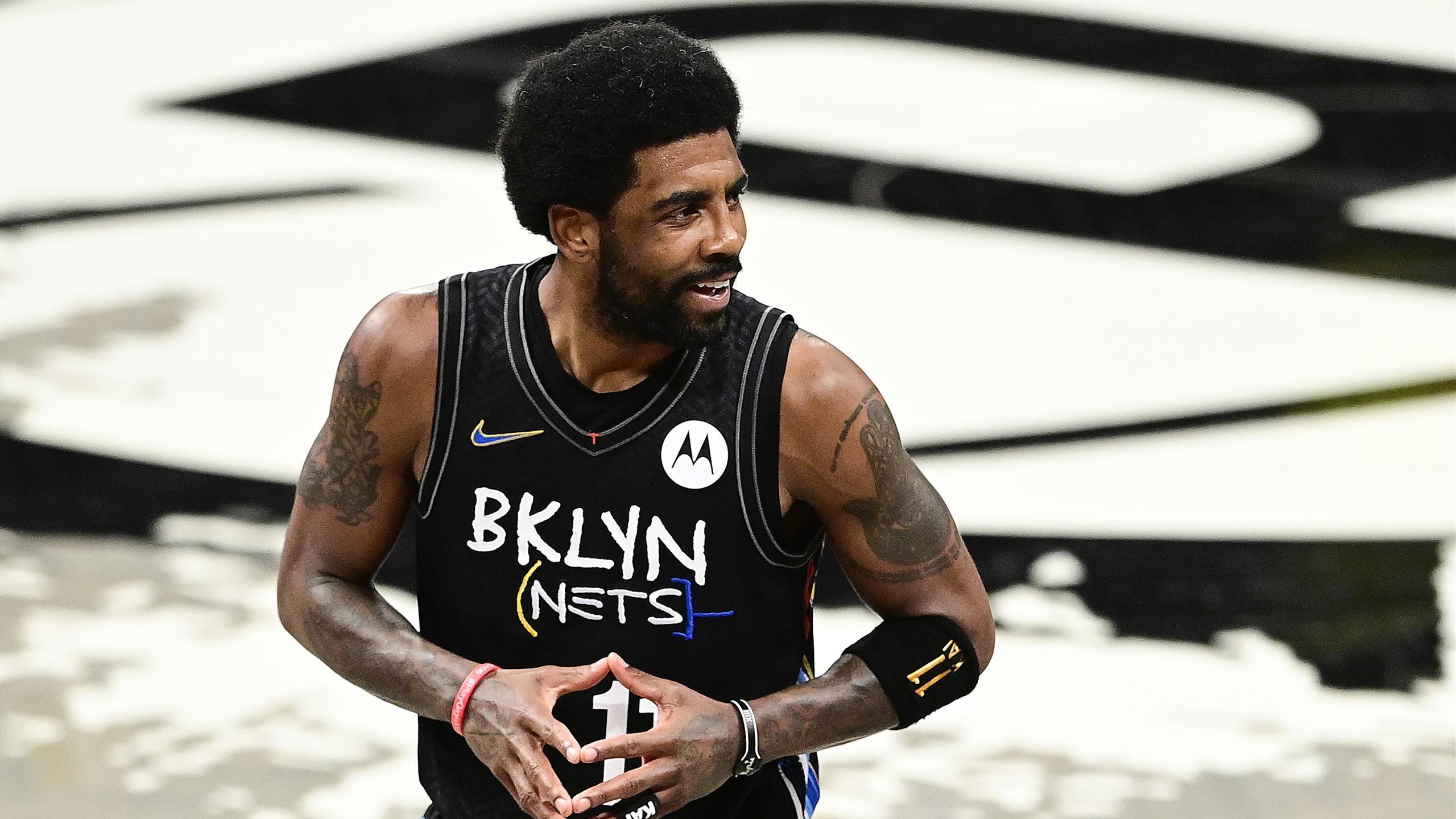 96% des joueurs vaccinés en NBA, Silver lance un appel à Irving thumbnail