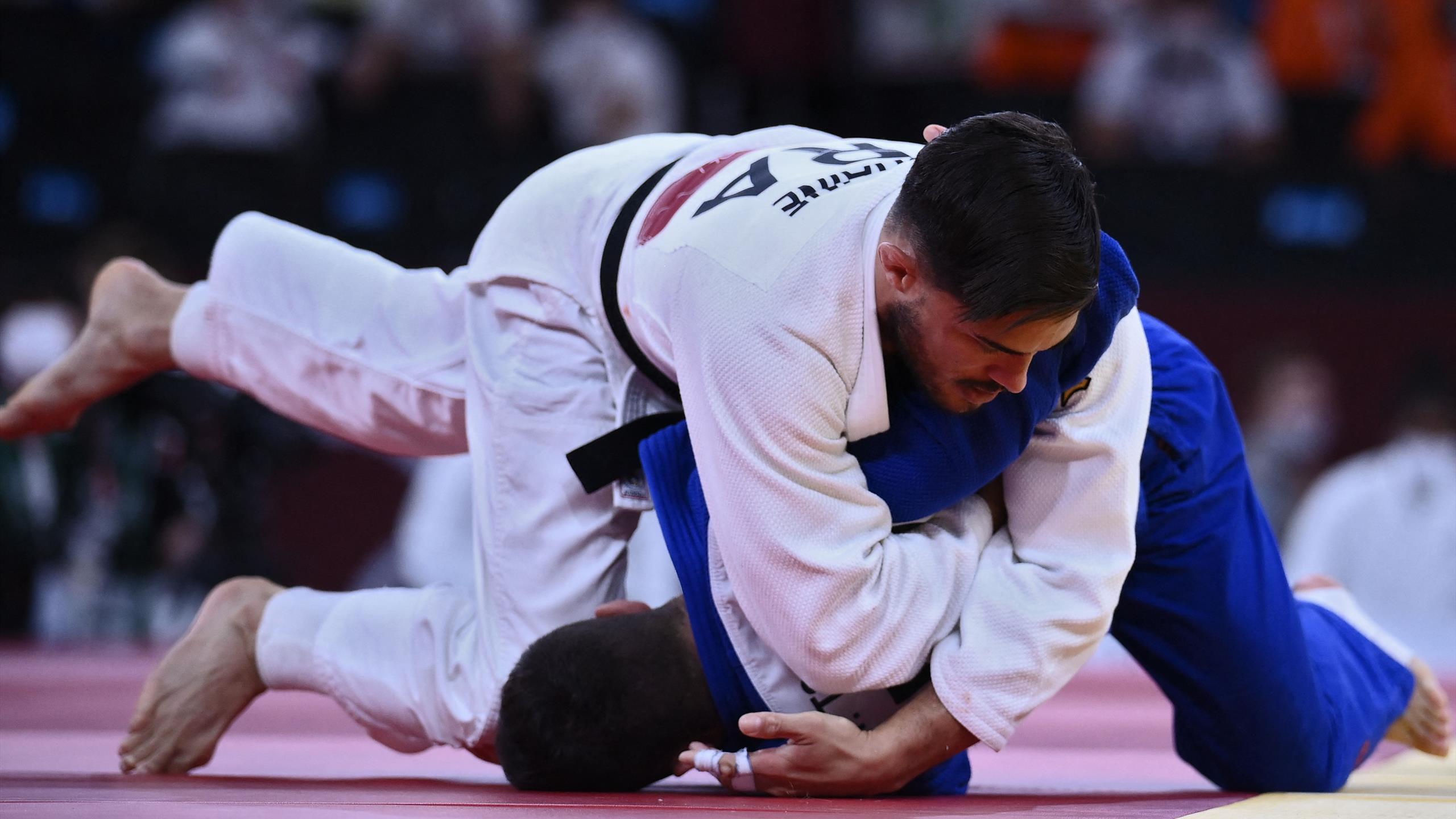 Horaires, dates, engagés, les Français : toutes les informations sur le Grand Slam de Paris de judo thumbnail