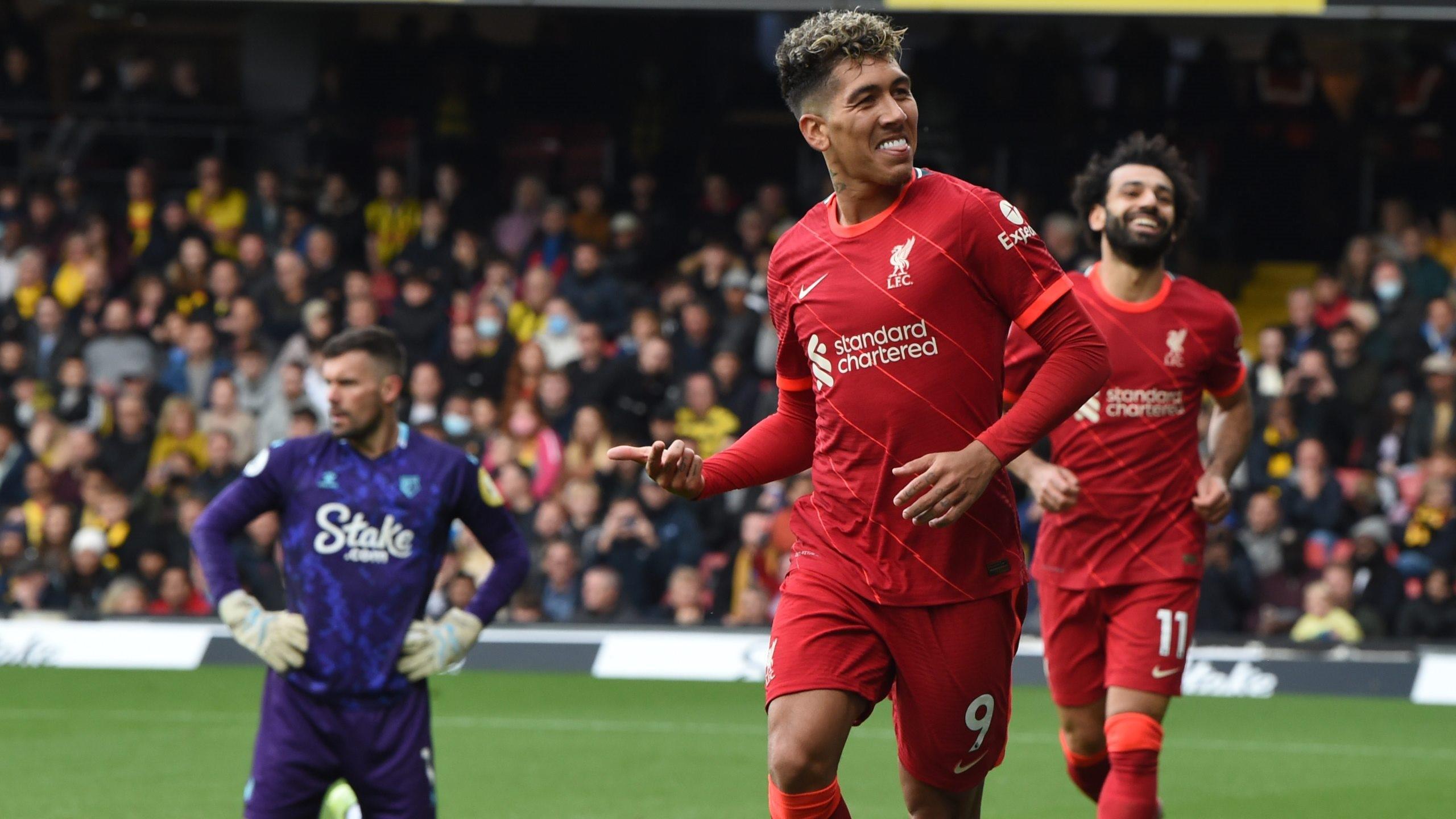 Manita, triplé de Firmino et fauteuil de leader : tout roule pour Liverpool