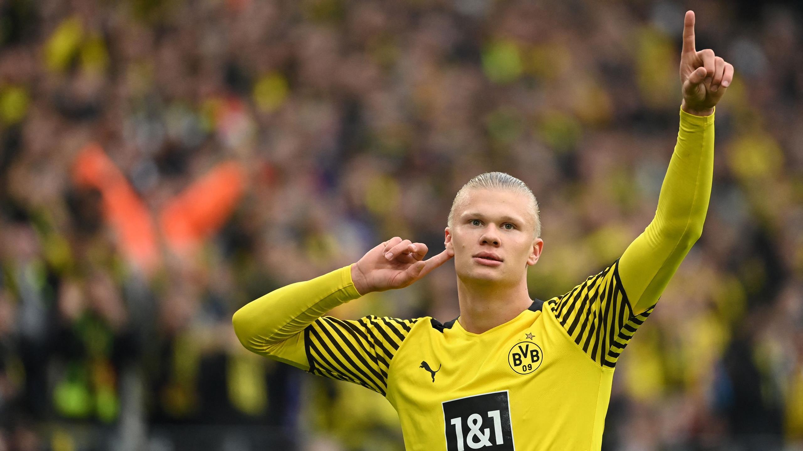 Leipzig accroché avant de défier le PSG, Haaland porte (encore) Dortmund