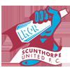 Image result for scunthorpe united logo